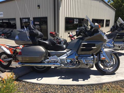 2008 Honda Gold Wing® Audio Comfort Navi in Nampa, Idaho