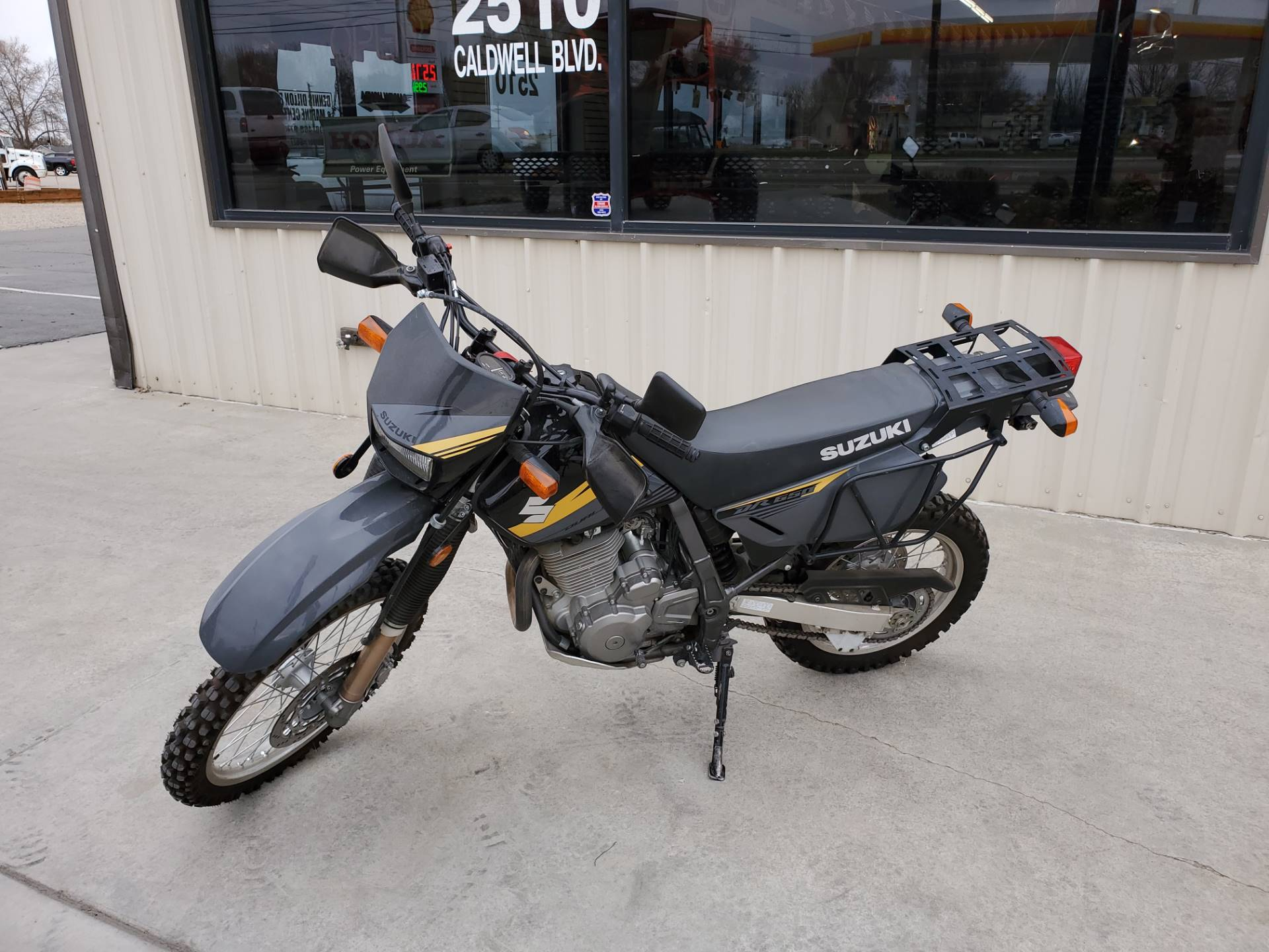 2016 Suzuki DRZ650 in Nampa, Idaho - Photo 1