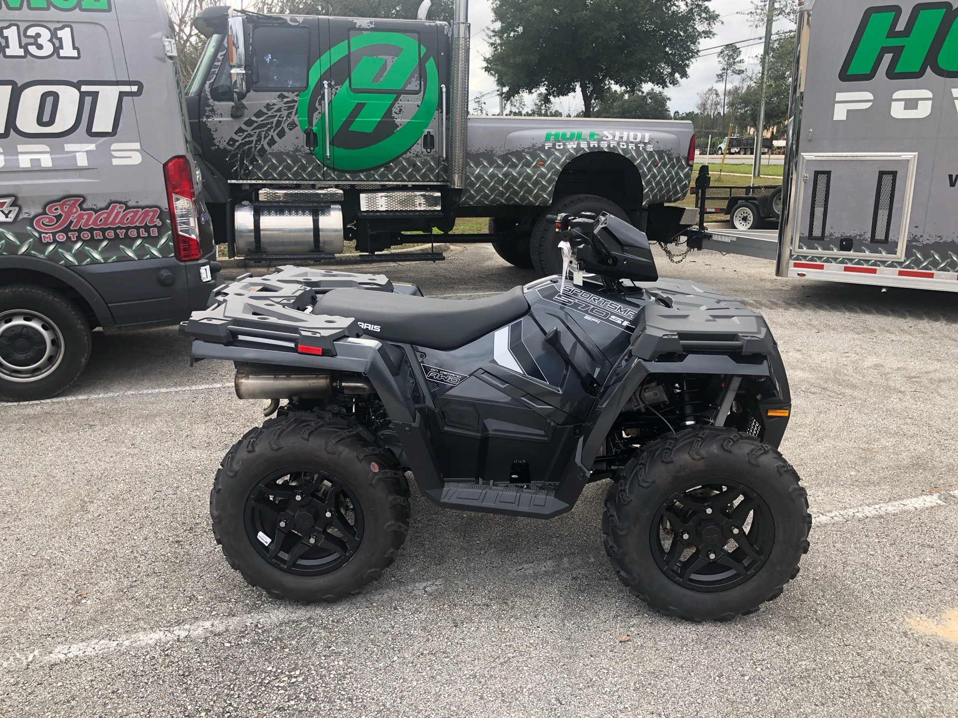 2019 Polaris Sportsman 570 SP in Fleming Island, Florida