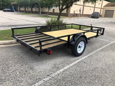 2021 TRIPLE CROWN TRAILERS 6X12 UTILITY in Fleming Island, Florida - Photo 2