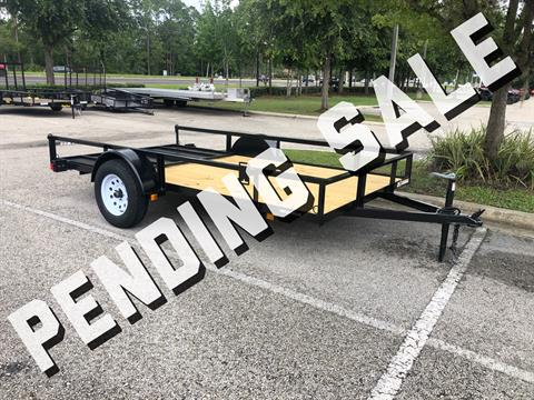 2021 TRIPLE CROWN TRAILERS 6X12 UTILITY in Fleming Island, Florida - Photo 1