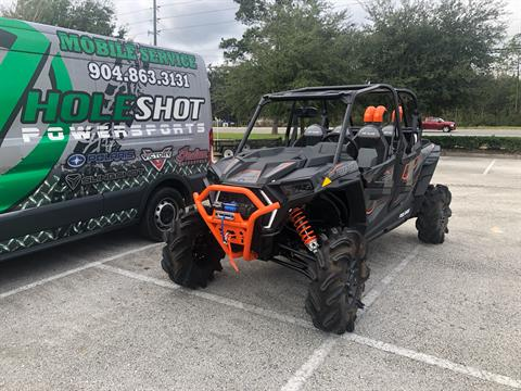 2019 Polaris RZR XP 4 1000 High Lifter in Fleming Island, Florida - Photo 3