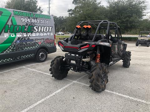 2019 Polaris RZR XP 4 1000 High Lifter in Fleming Island, Florida - Photo 4