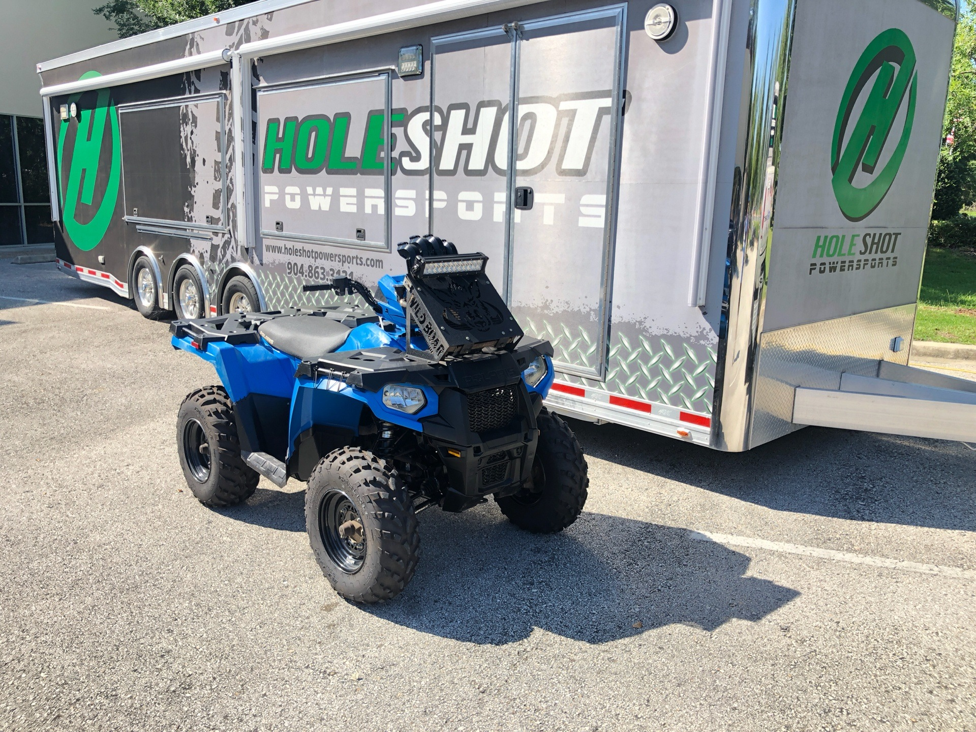 2019 Polaris Sportsman 570 in Fleming Island, Florida - Photo 4