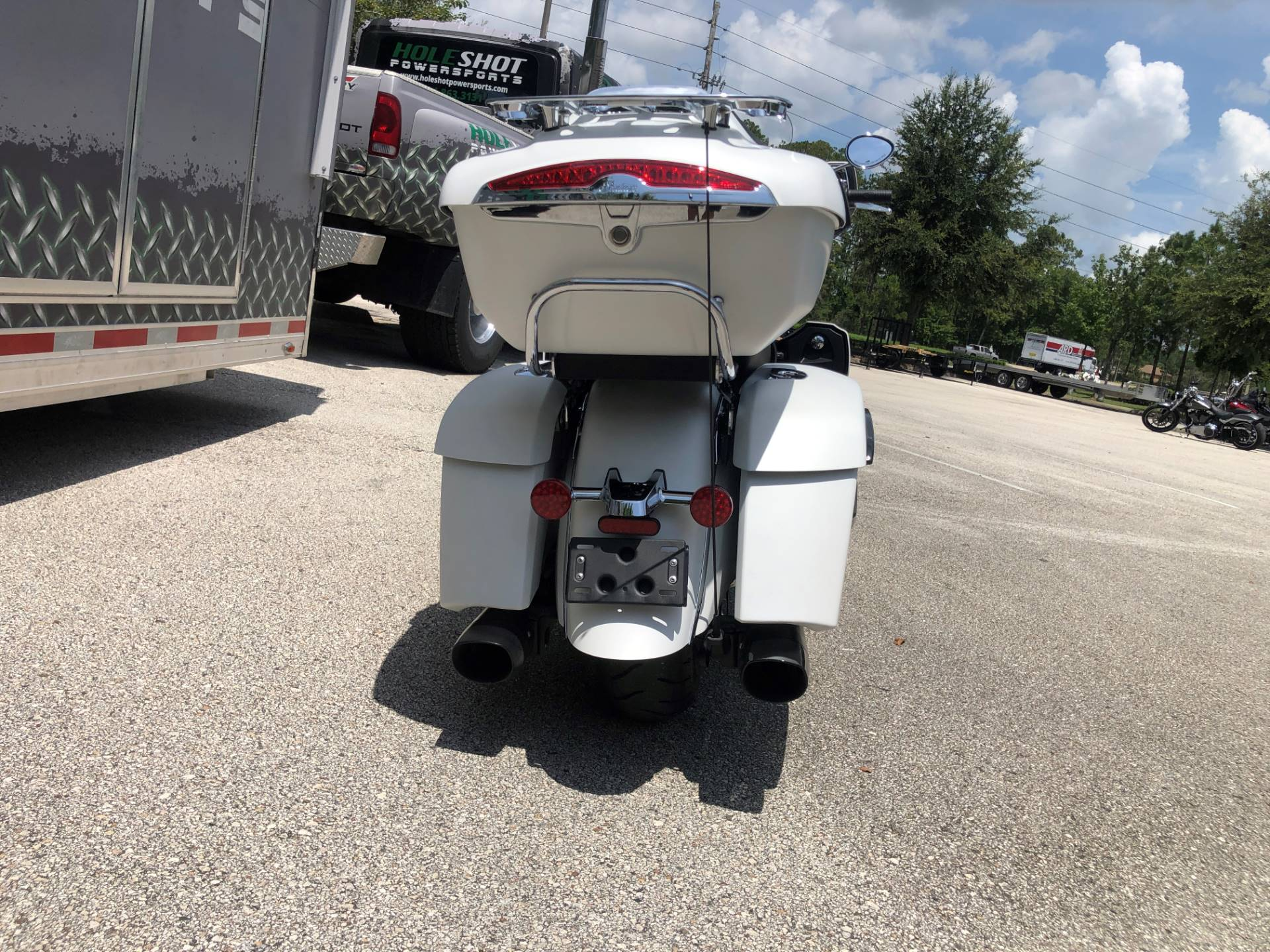 2020 Indian Roadmaster® Dark Horse® in Fleming Island, Florida - Photo 6