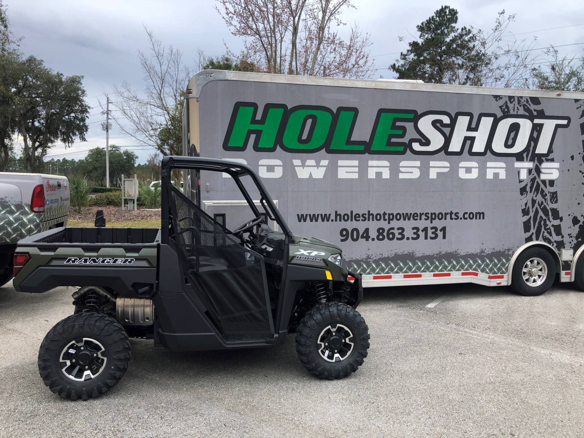 2020 Polaris Ranger XP 1000 Premium in Fleming Island, Florida - Photo 3