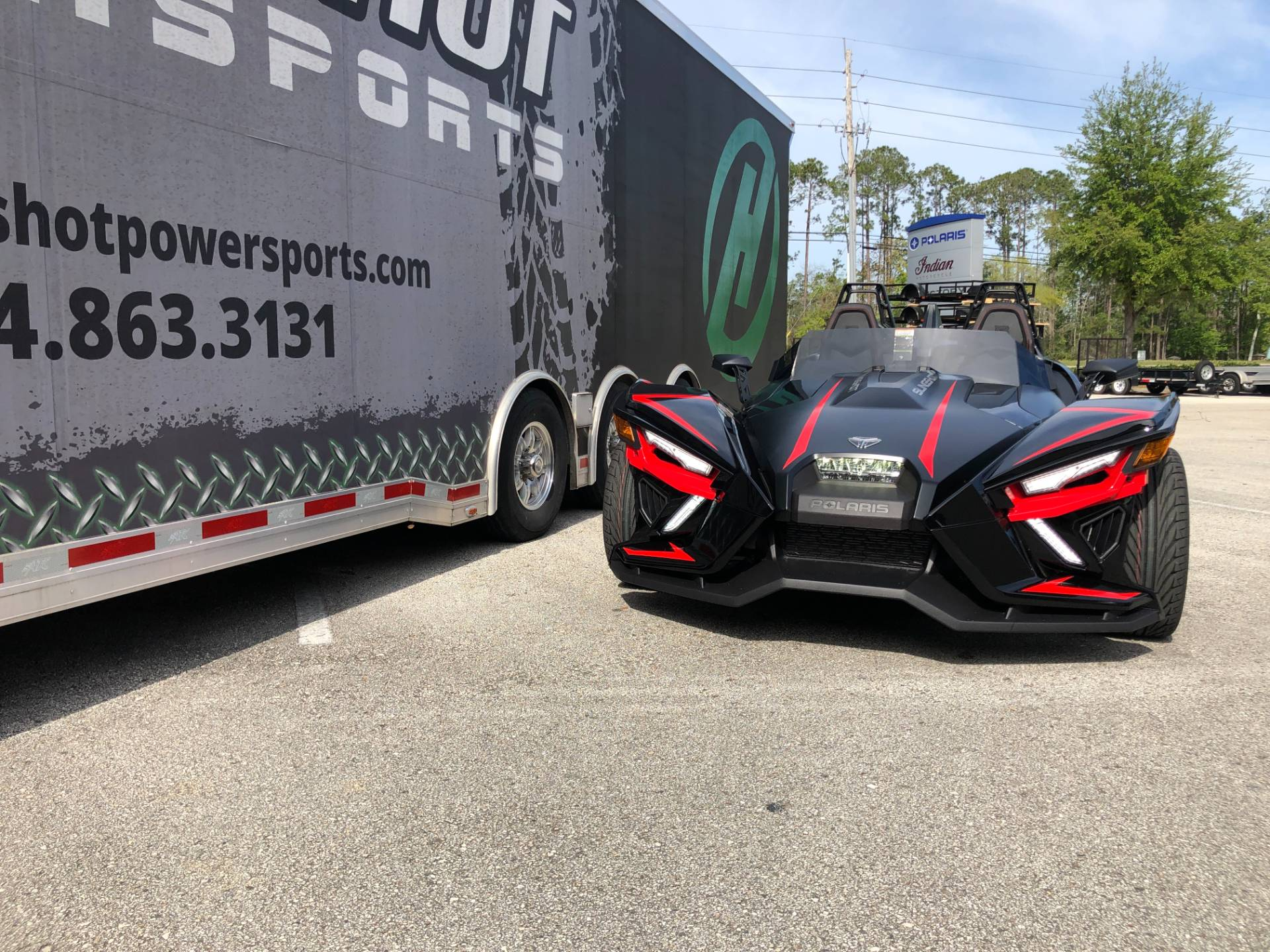 2020 Slingshot Slingshot R in Fleming Island, Florida - Photo 4