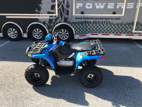 2018 Polaris Sportsman 110 EFI in Fleming Island, Florida