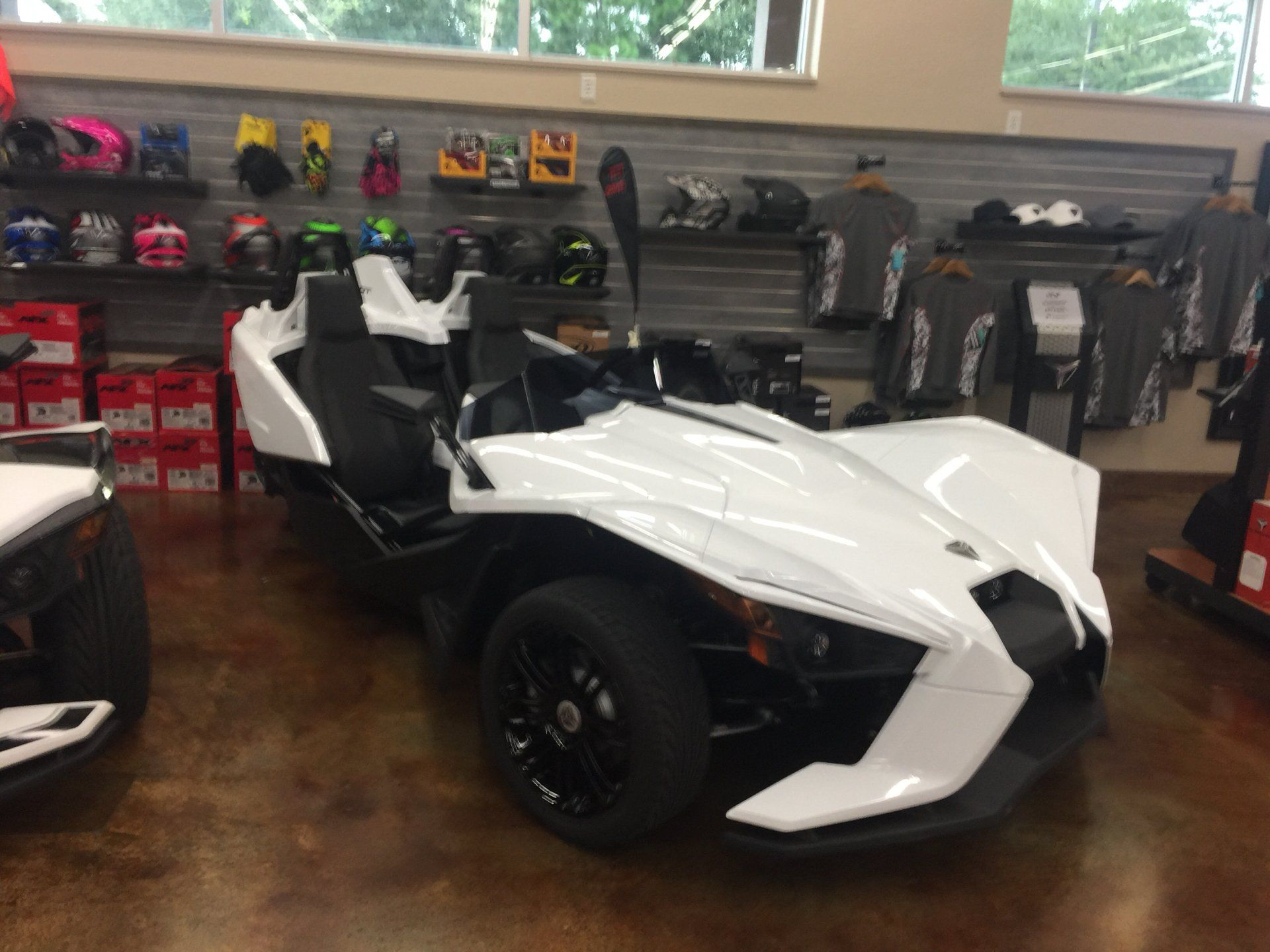 2019 Slingshot Slingshot S in Fleming Island, Florida - Photo 4
