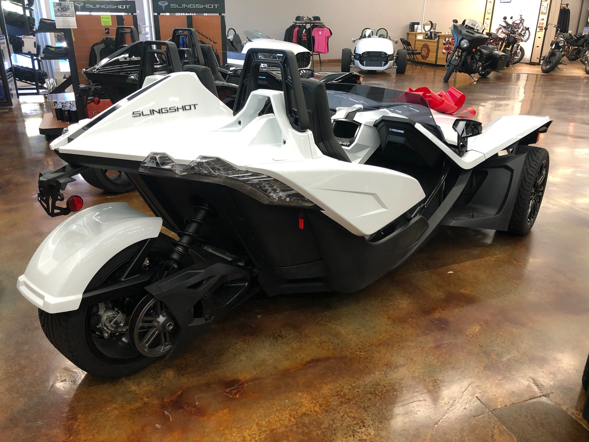 2019 Slingshot Slingshot S in Fleming Island, Florida - Photo 2