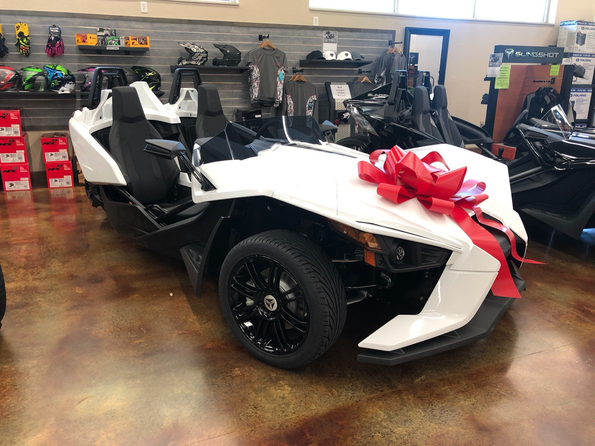 2019 Slingshot Slingshot S in Fleming Island, Florida - Photo 5
