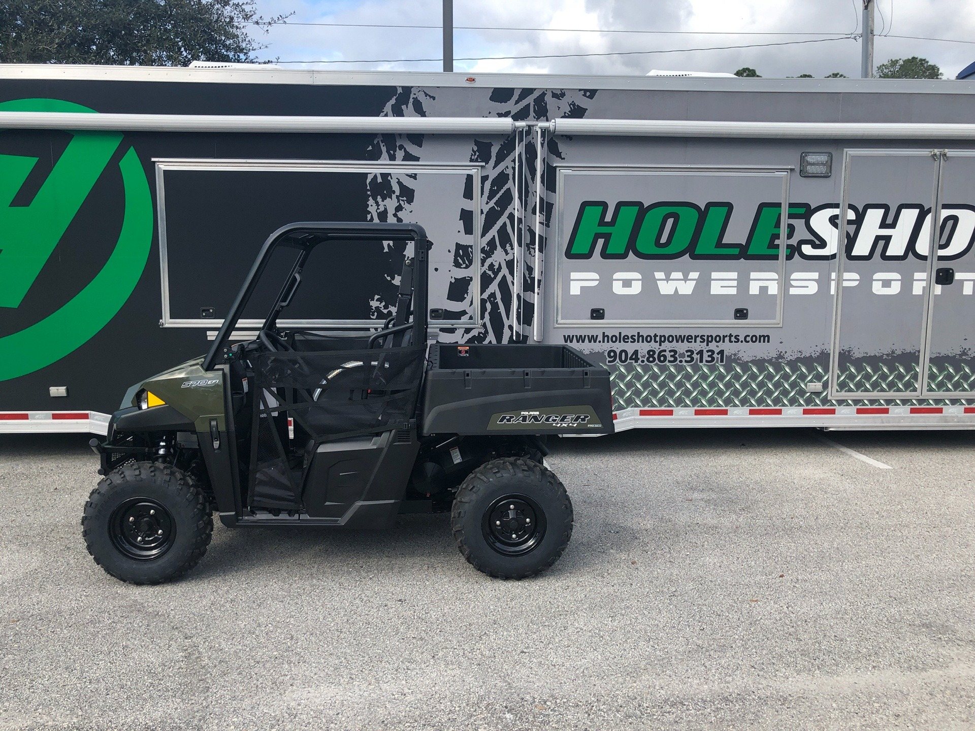 2020 Polaris Ranger 570 in Fleming Island, Florida - Photo 1