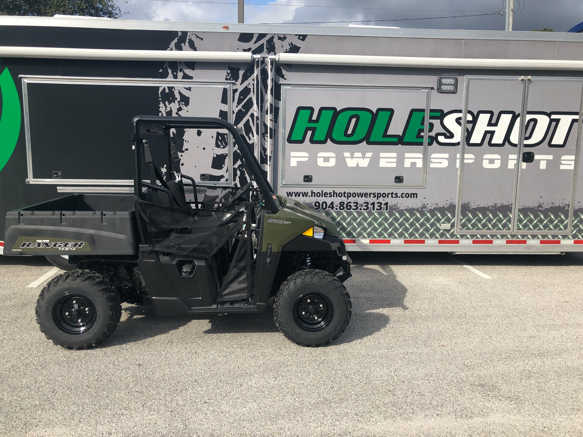 2020 Polaris Ranger 570 in Fleming Island, Florida - Photo 4