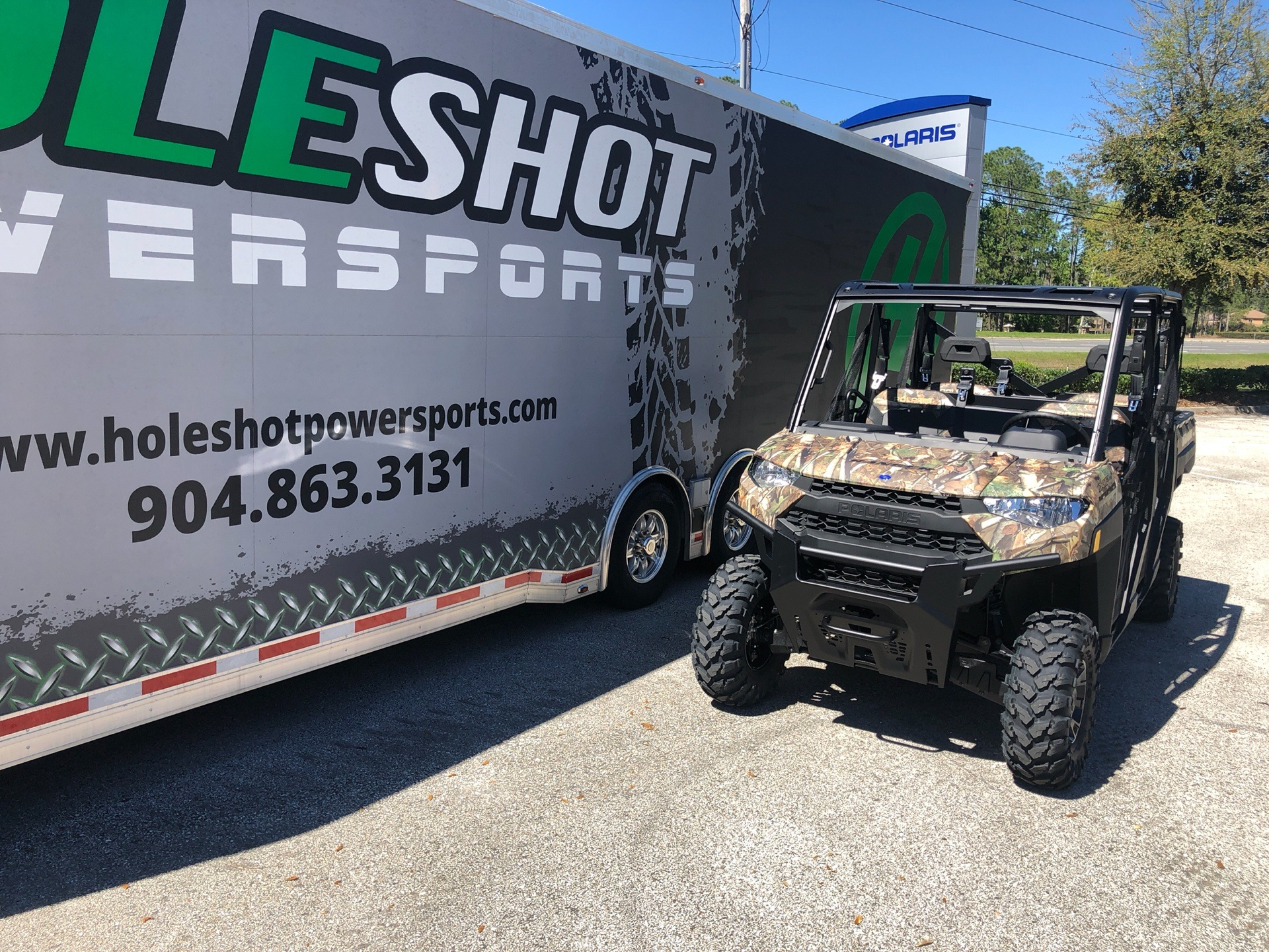 2019 Polaris Ranger Crew XP 1000 EPS Premium in Fleming Island, Florida - Photo 2
