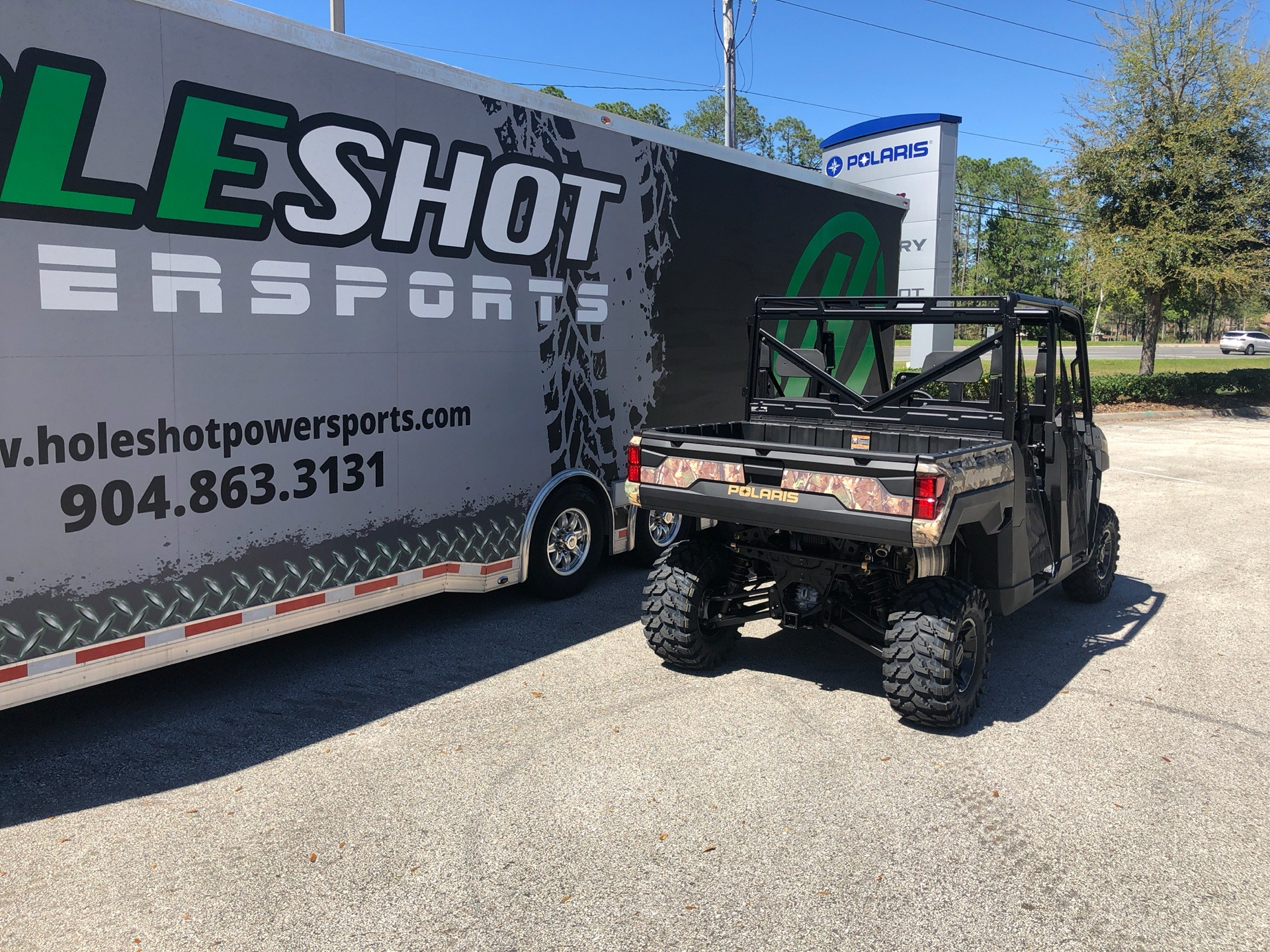 2019 Polaris Ranger Crew XP 1000 EPS Premium in Fleming Island, Florida - Photo 3