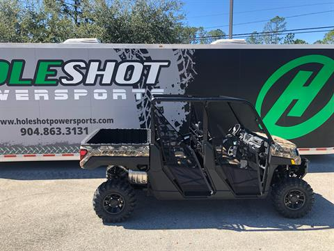 2019 Polaris Ranger Crew XP 1000 EPS Premium in Fleming Island, Florida - Photo 4