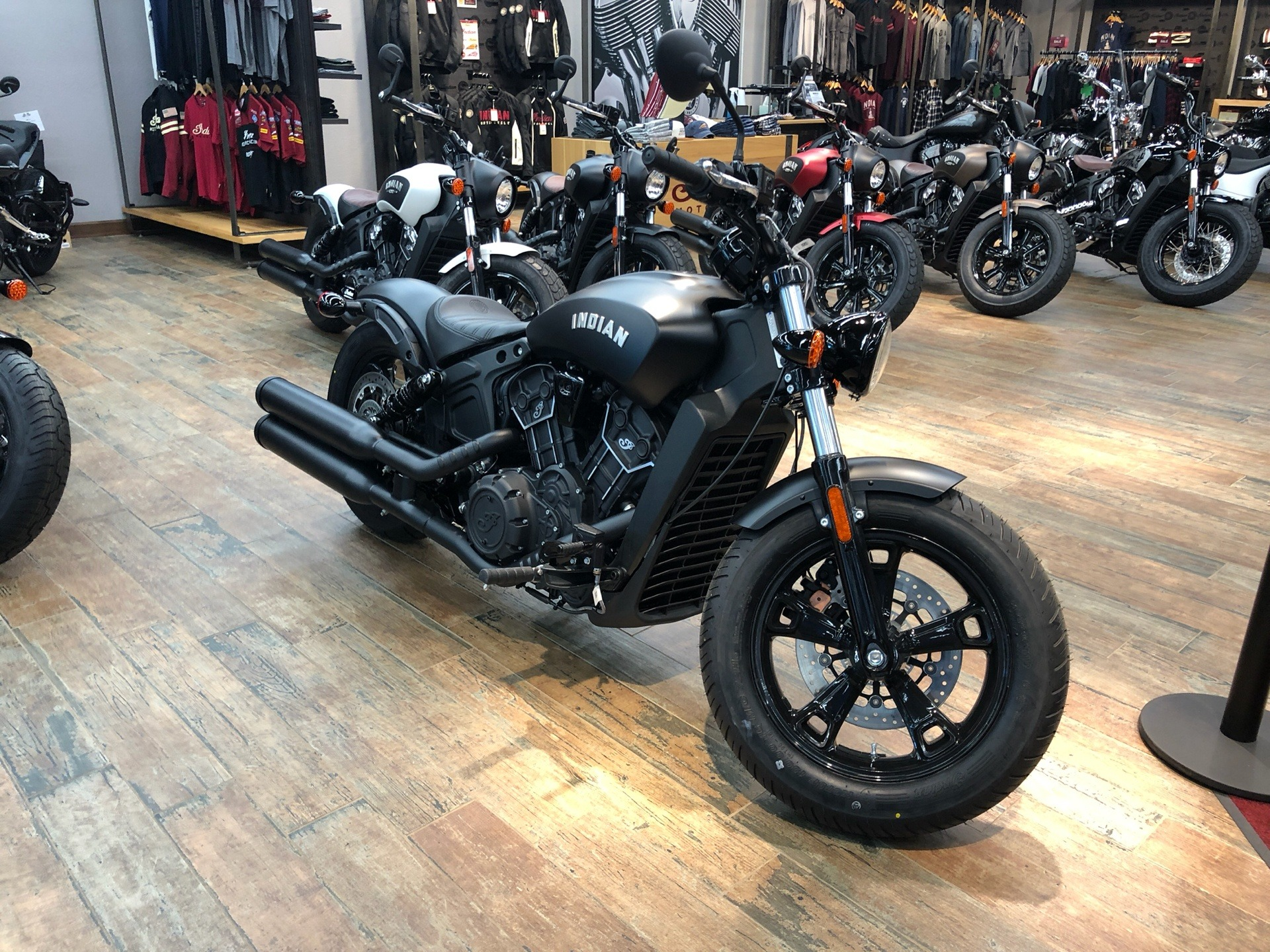 2020 Indian Scout® Bobber Sixty ABS in Fleming Island, Florida - Photo 1