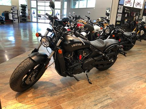 2020 Indian Scout® Bobber Sixty ABS in Fleming Island, Florida - Photo 4