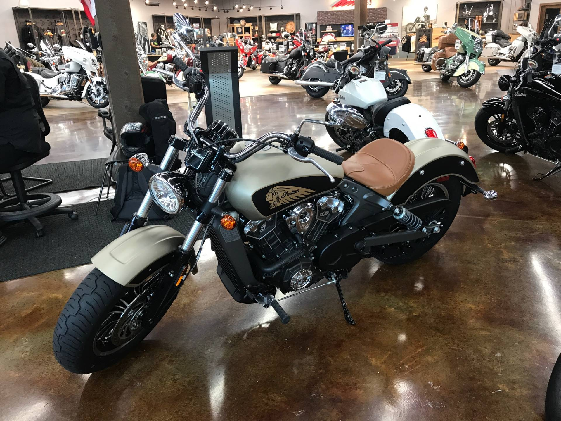 2017 Indian Scout® ABS Icon Series in Fleming Island, Florida