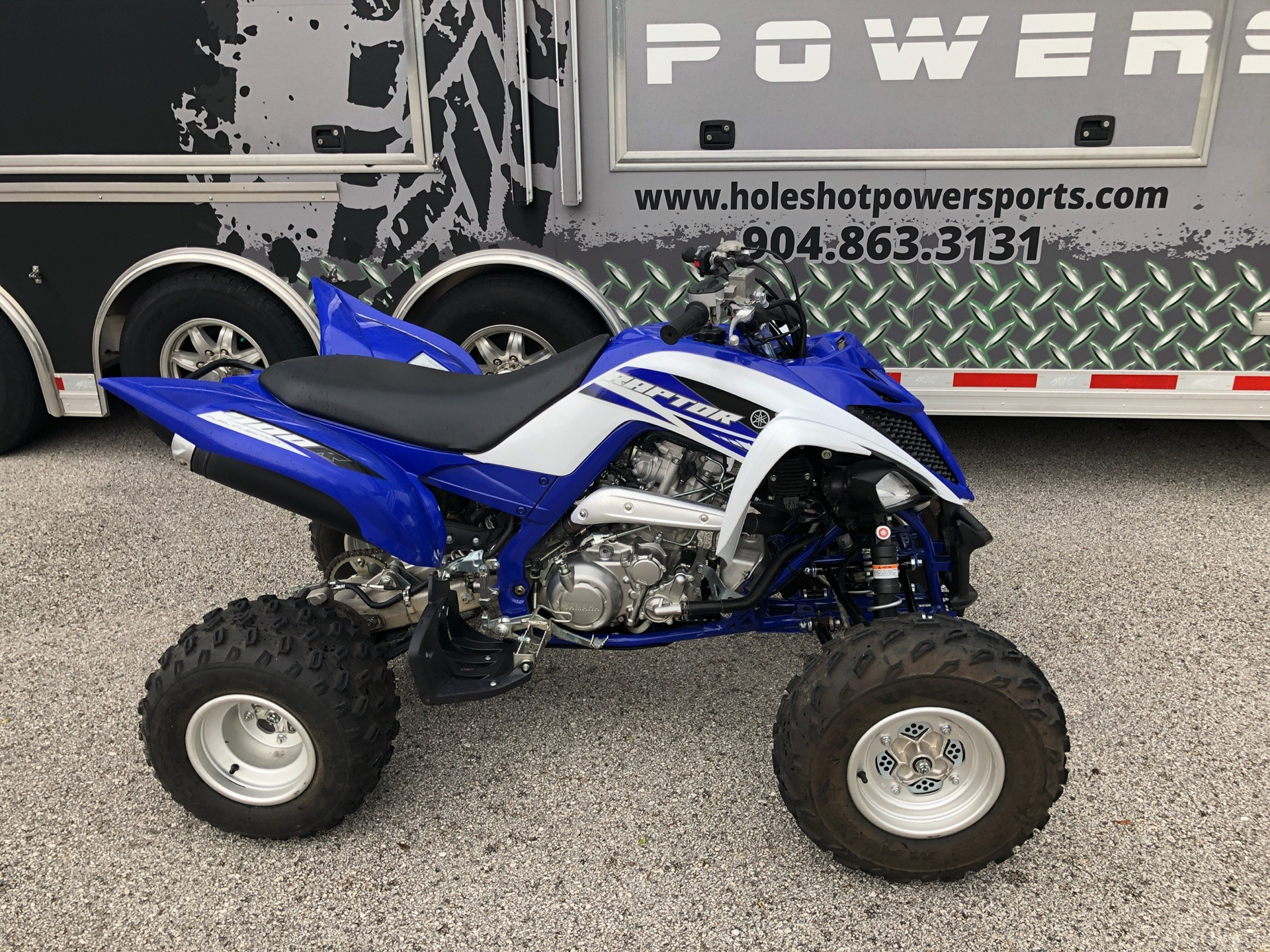 2015 Yamaha Raptor 700R in Fleming Island, Florida