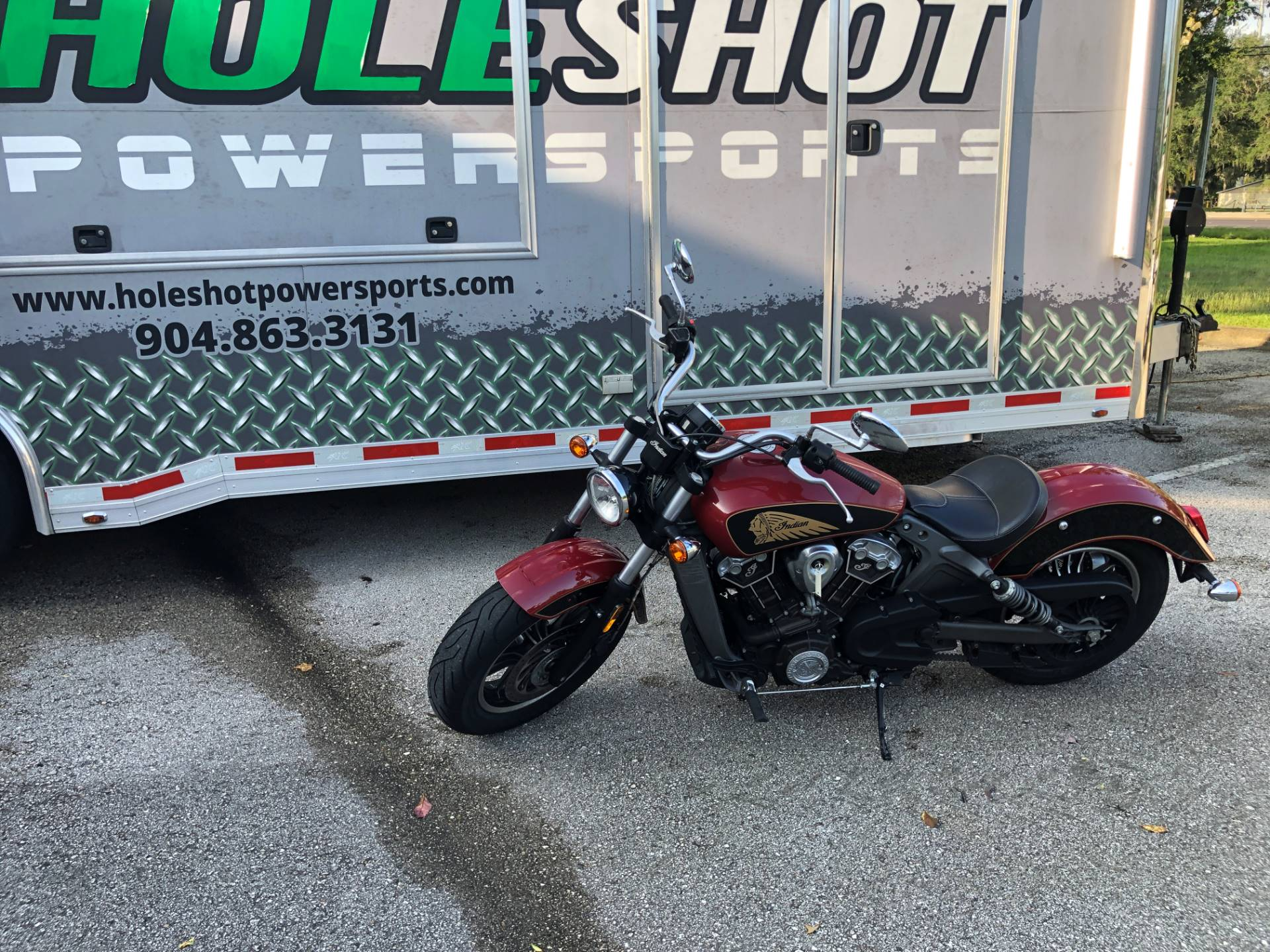 2017 Indian Scout® ABS in Fleming Island, Florida - Photo 1