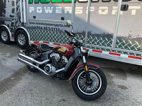 2017 Indian Scout® ABS in Fleming Island, Florida - Photo 5