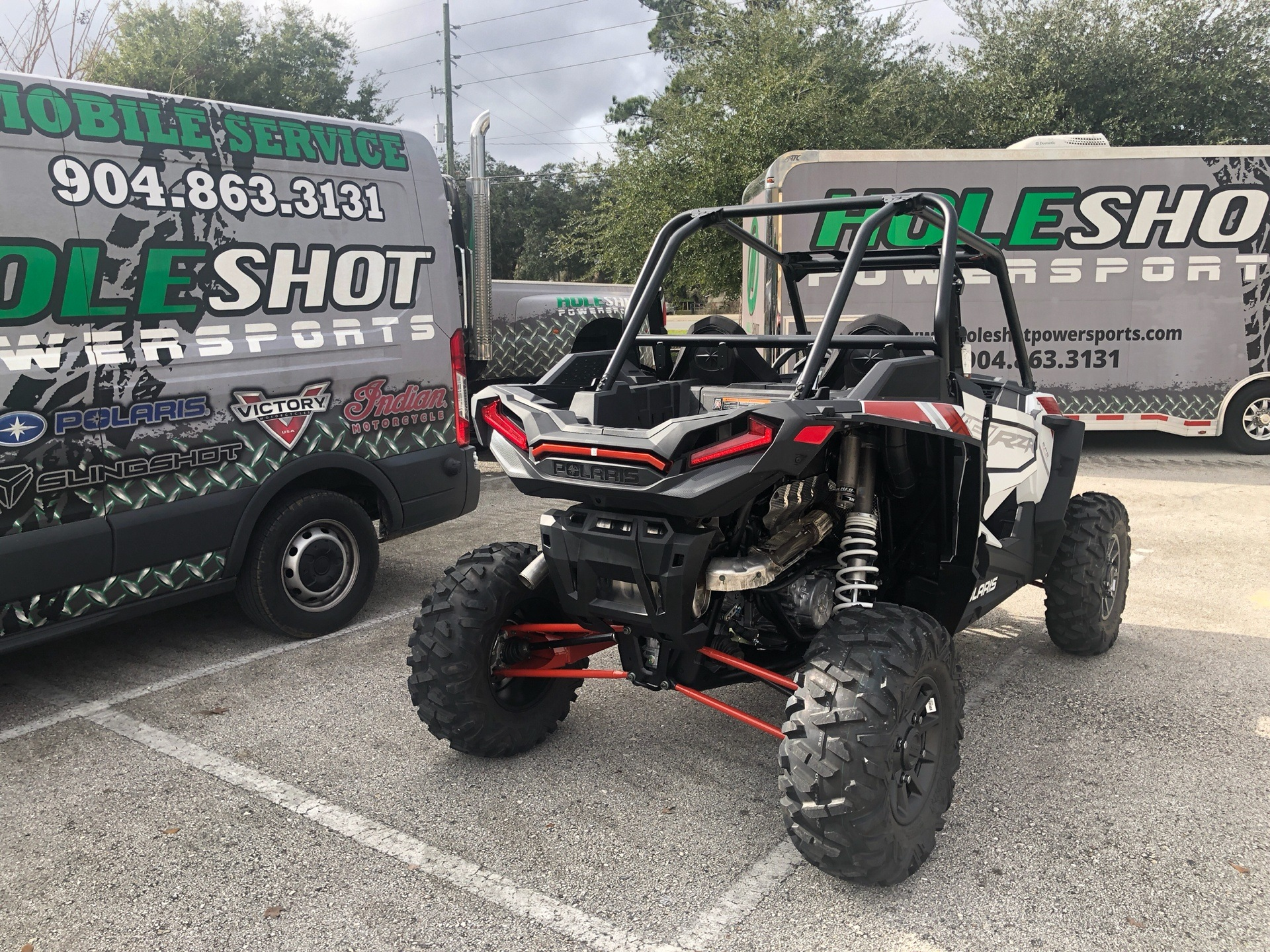 2019 Polaris RZR XP Turbo in Fleming Island, Florida - Photo 4