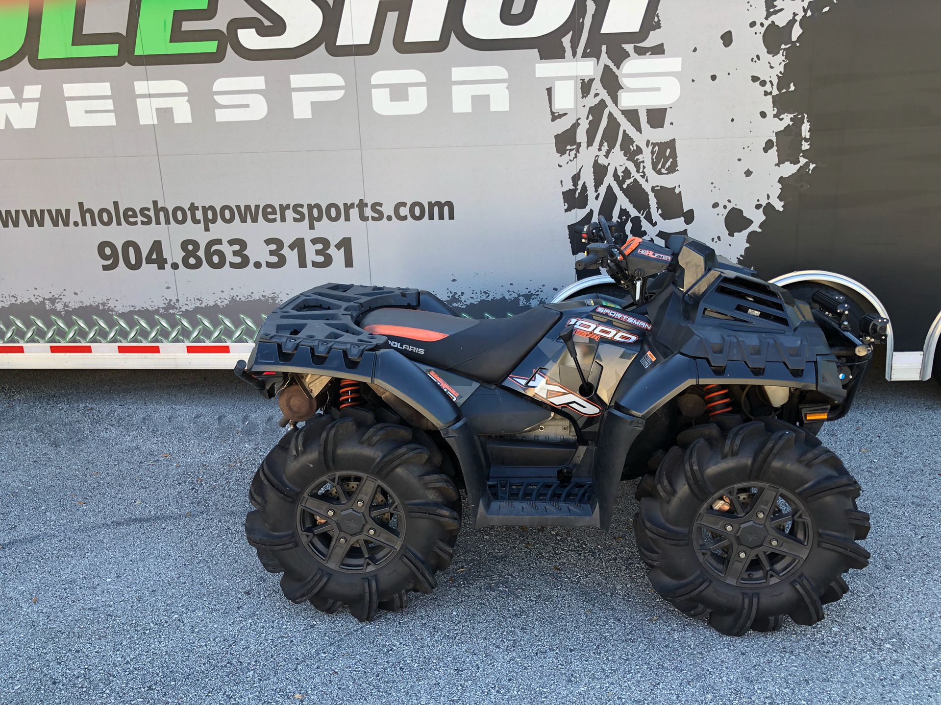 2018 Polaris Sportsman XP 1000 High Lifter Edition in Fleming Island, Florida - Photo 4
