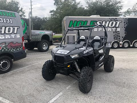 2019 Polaris RZR S 900 EPS in Fleming Island, Florida - Photo 2
