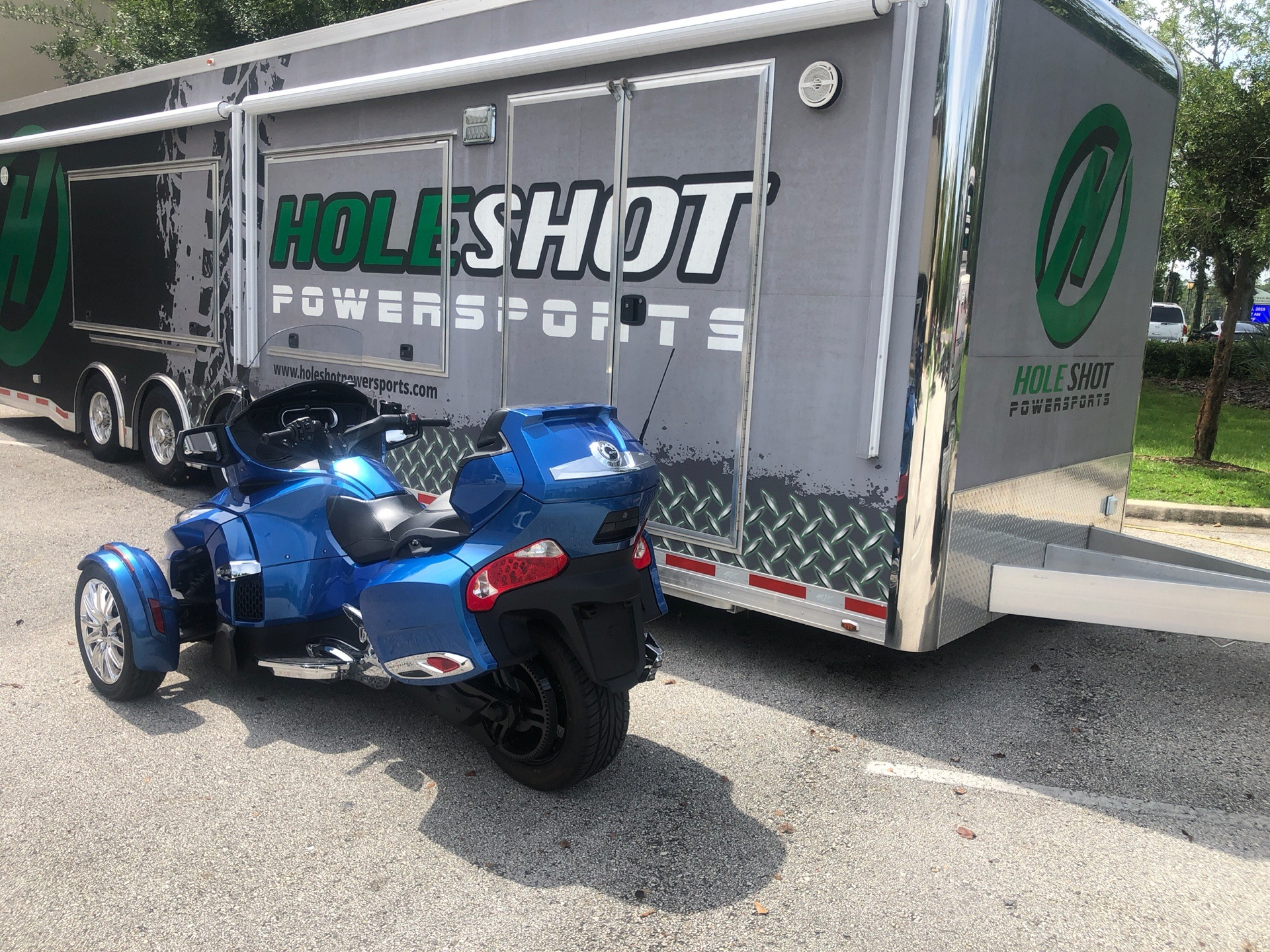 2018 Can-Am Spyder RT Limited in Fleming Island, Florida - Photo 4