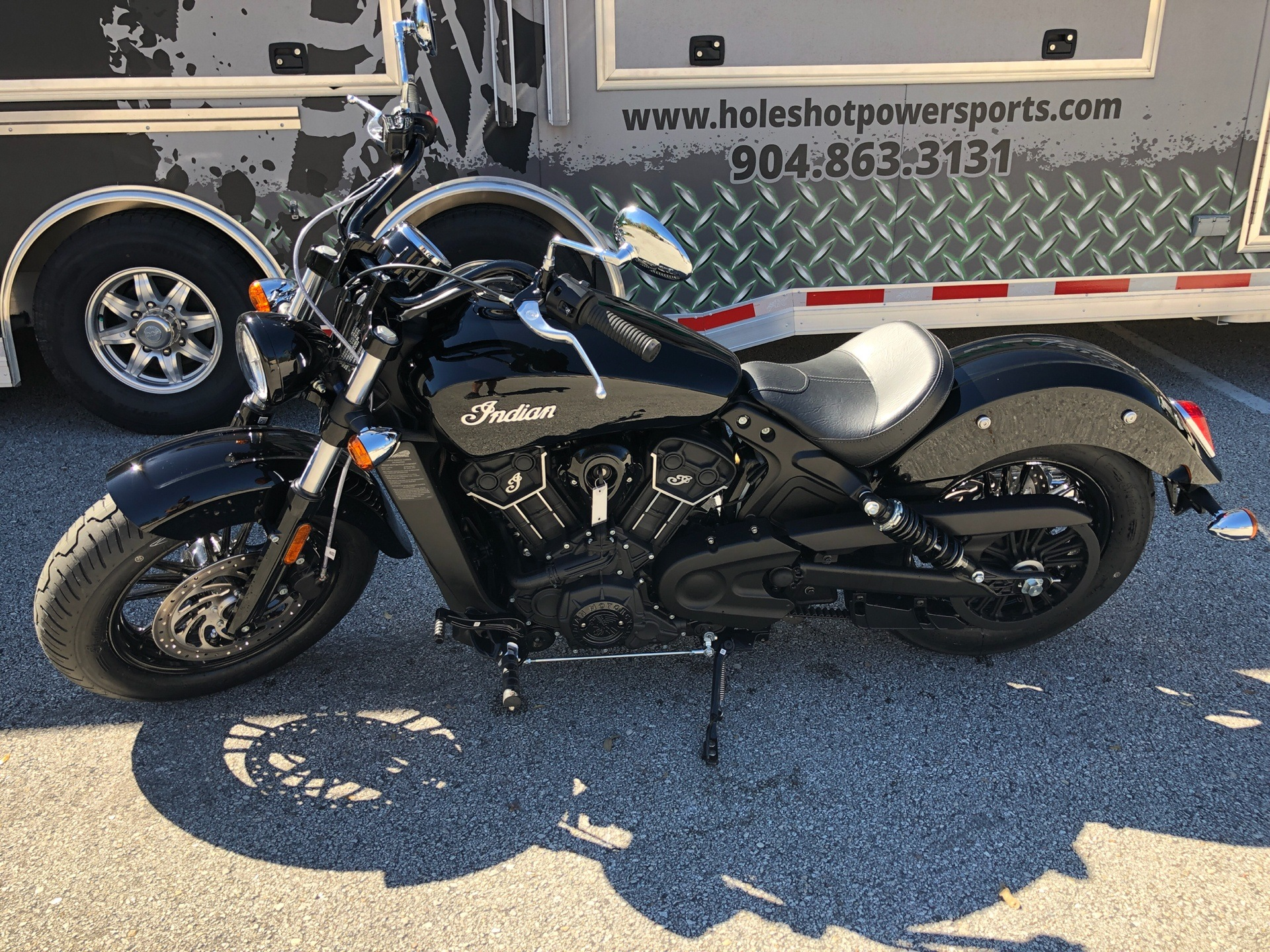 2020 Indian Scout® Sixty ABS in Fleming Island, Florida - Photo 1