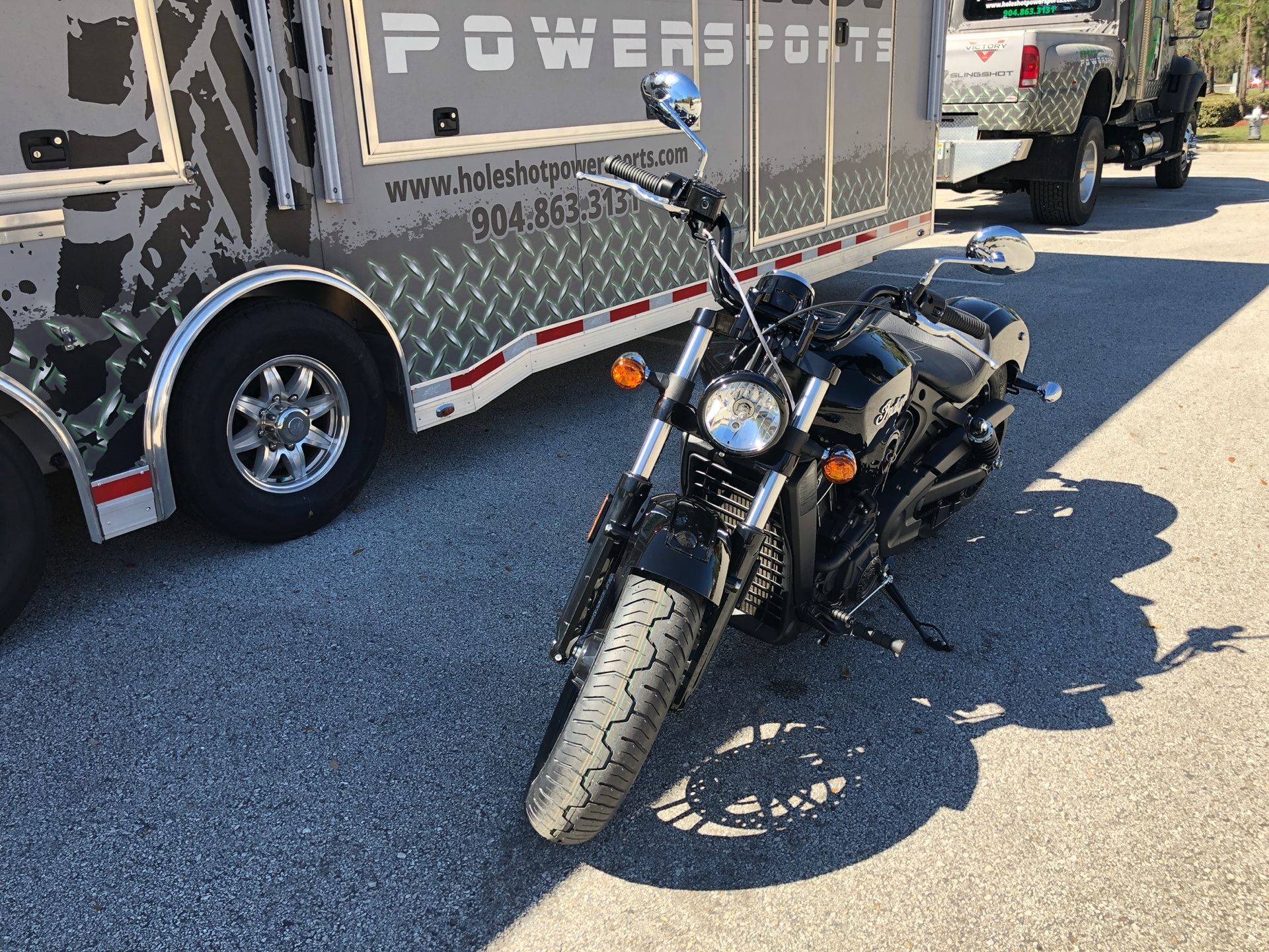 2020 Indian Scout® Sixty ABS in Fleming Island, Florida - Photo 2