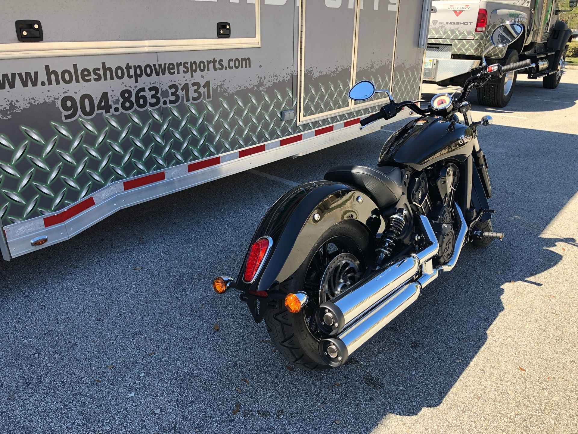 2020 Indian Scout® Sixty ABS in Fleming Island, Florida - Photo 4