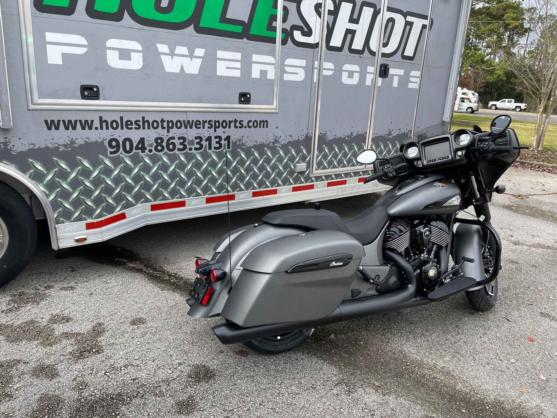 2021 Indian Chieftain® Dark Horse® in Fleming Island, Florida - Photo 5