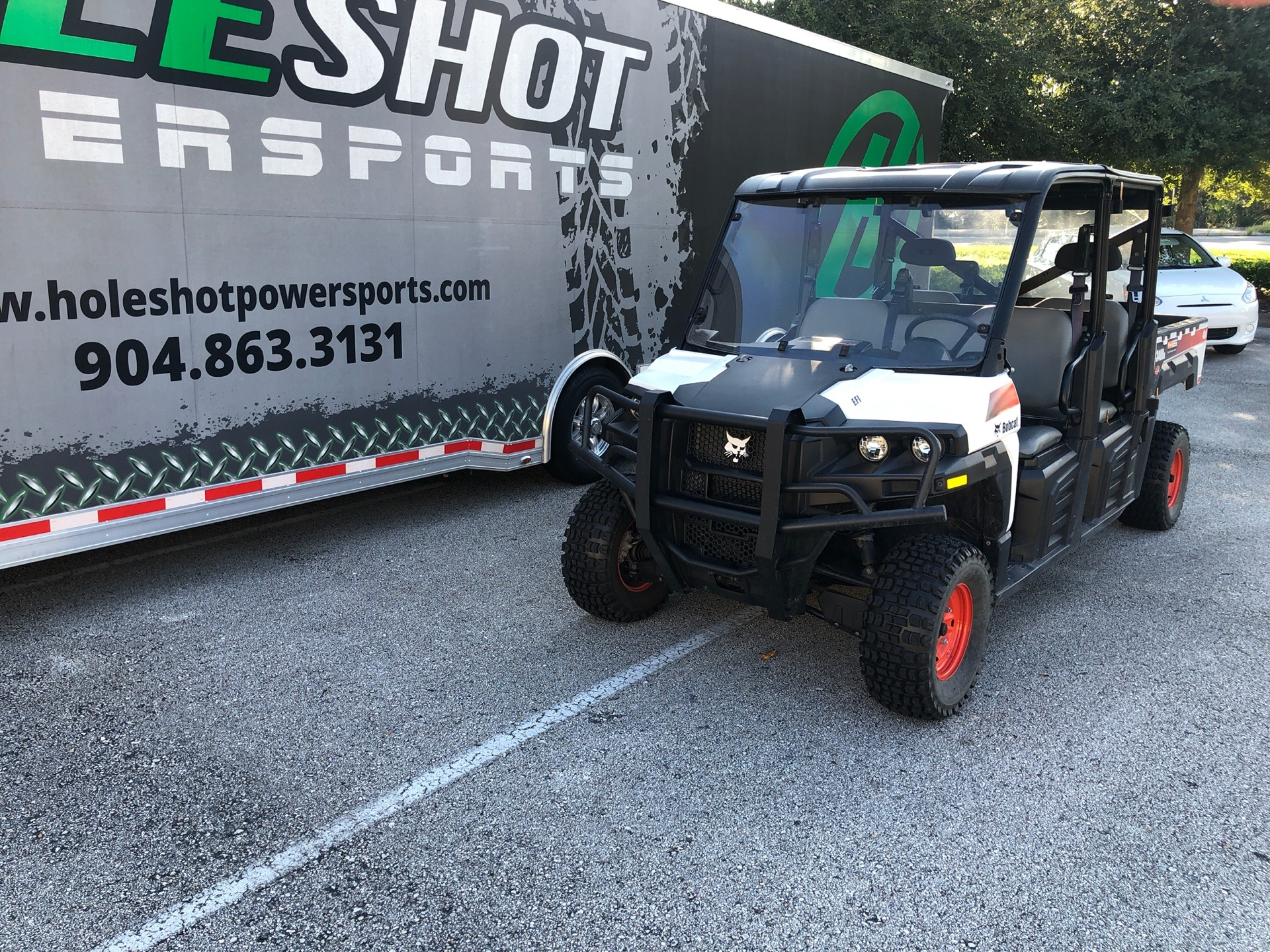 2015 Bobcat 3400XL Gas 4 x 4 in Fleming Island, Florida