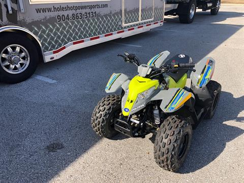 2018 Polaris Outlaw 50 in Fleming Island, Florida