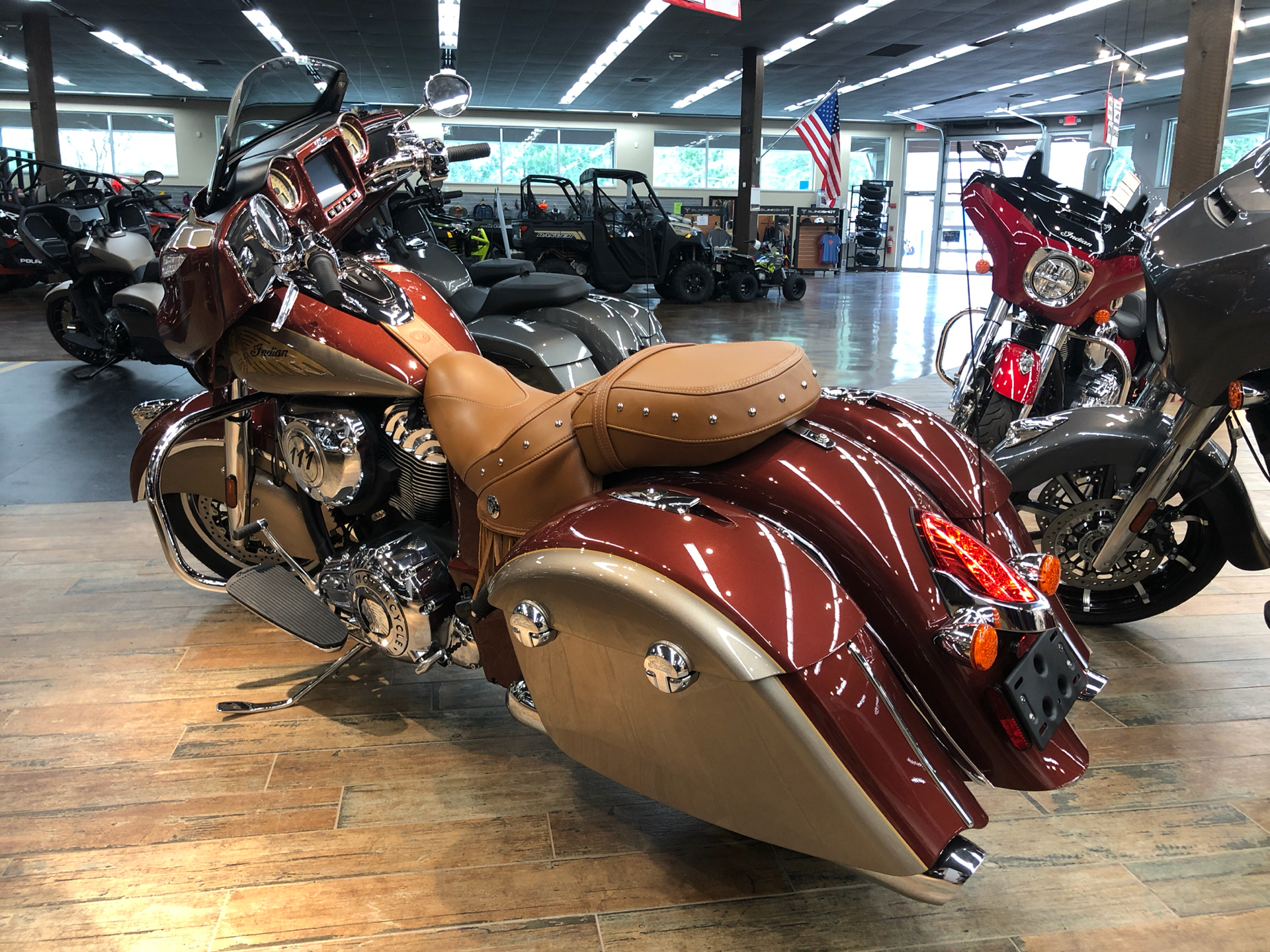 2020 Indian Chieftain® Classic Icon Series in Fleming Island, Florida - Photo 3