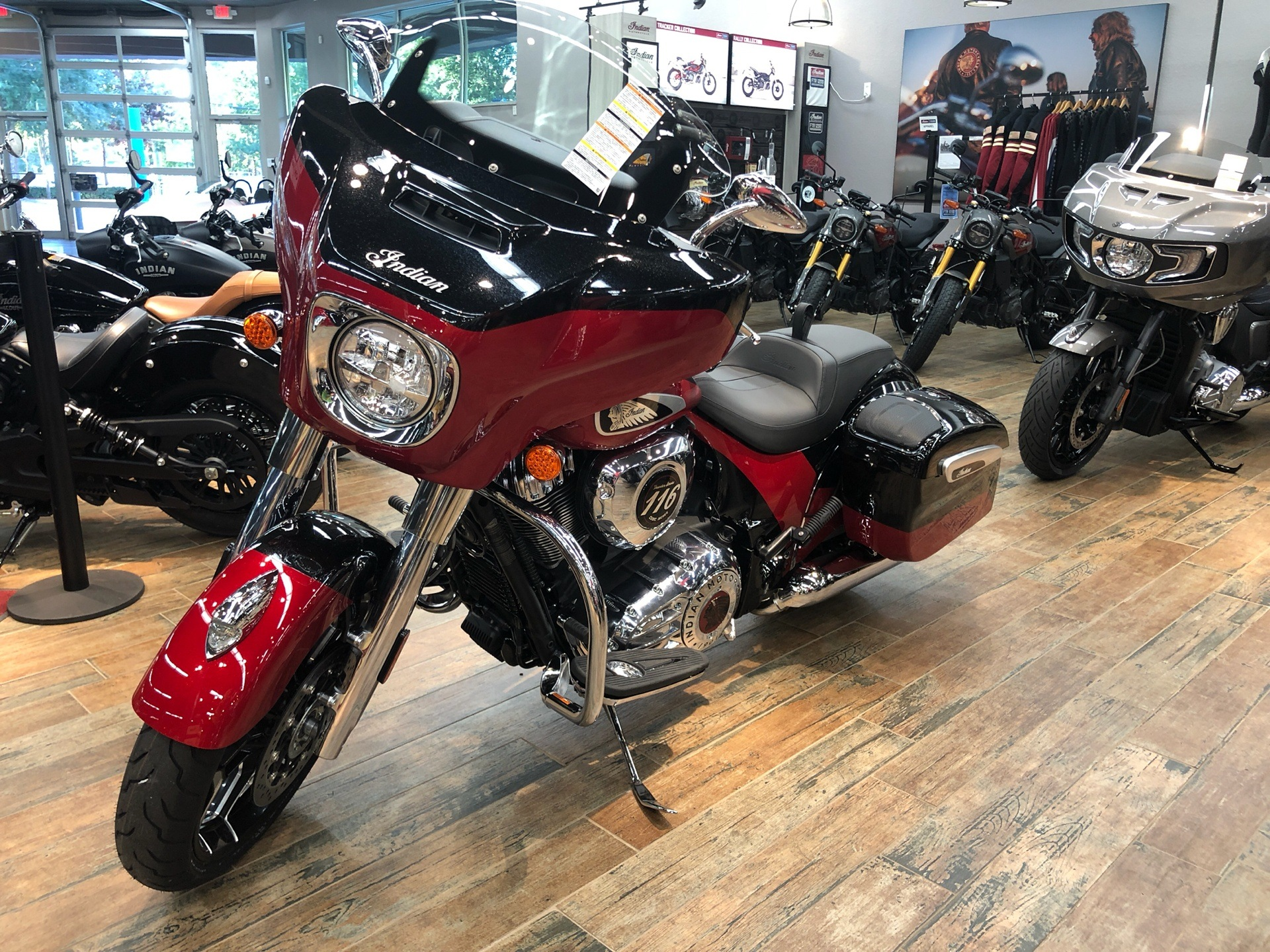 2020 Indian Chieftain® Elite in Fleming Island, Florida - Photo 4