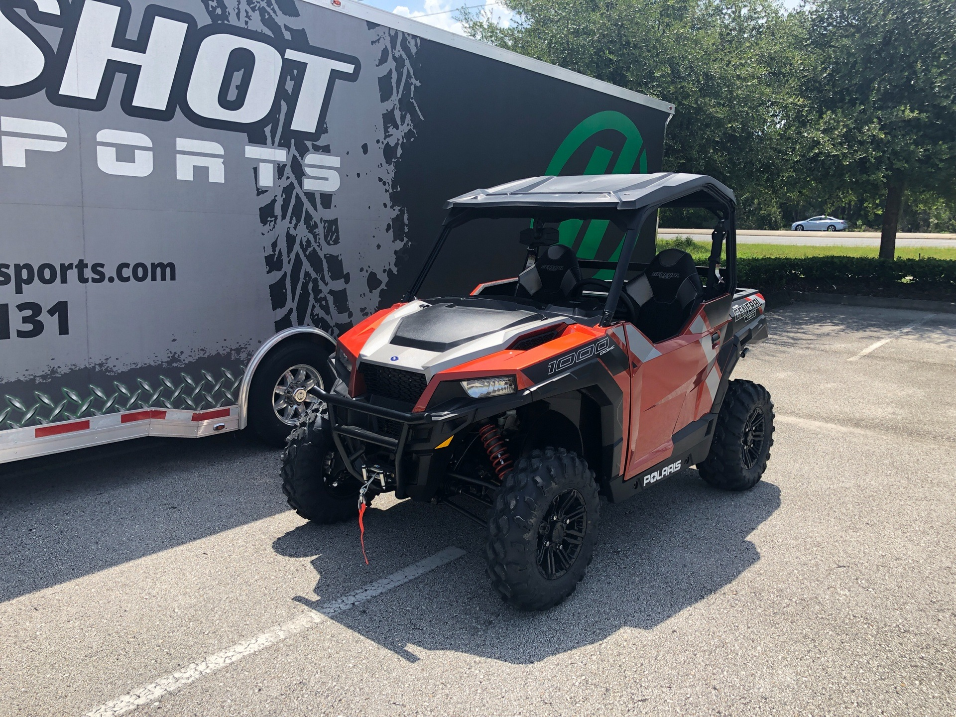 2019 Polaris General 1000 EPS Deluxe in Fleming Island, Florida