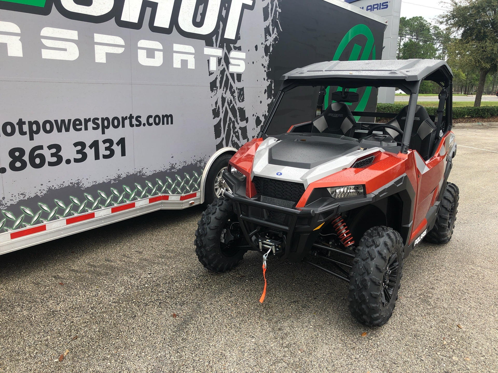 2019 Polaris General 1000 EPS Deluxe in Fleming Island, Florida - Photo 2
