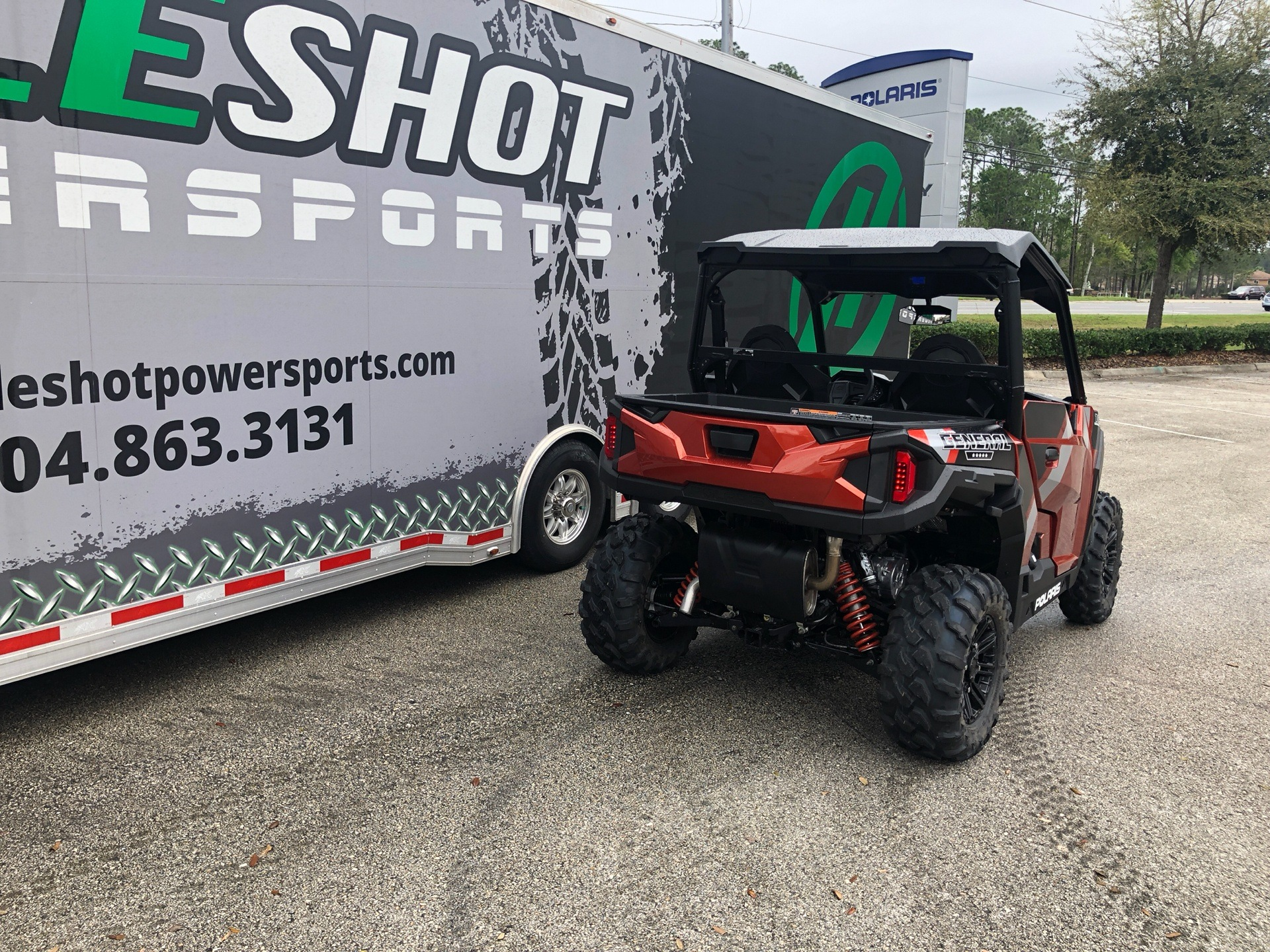 2019 Polaris General 1000 EPS Deluxe in Fleming Island, Florida - Photo 4