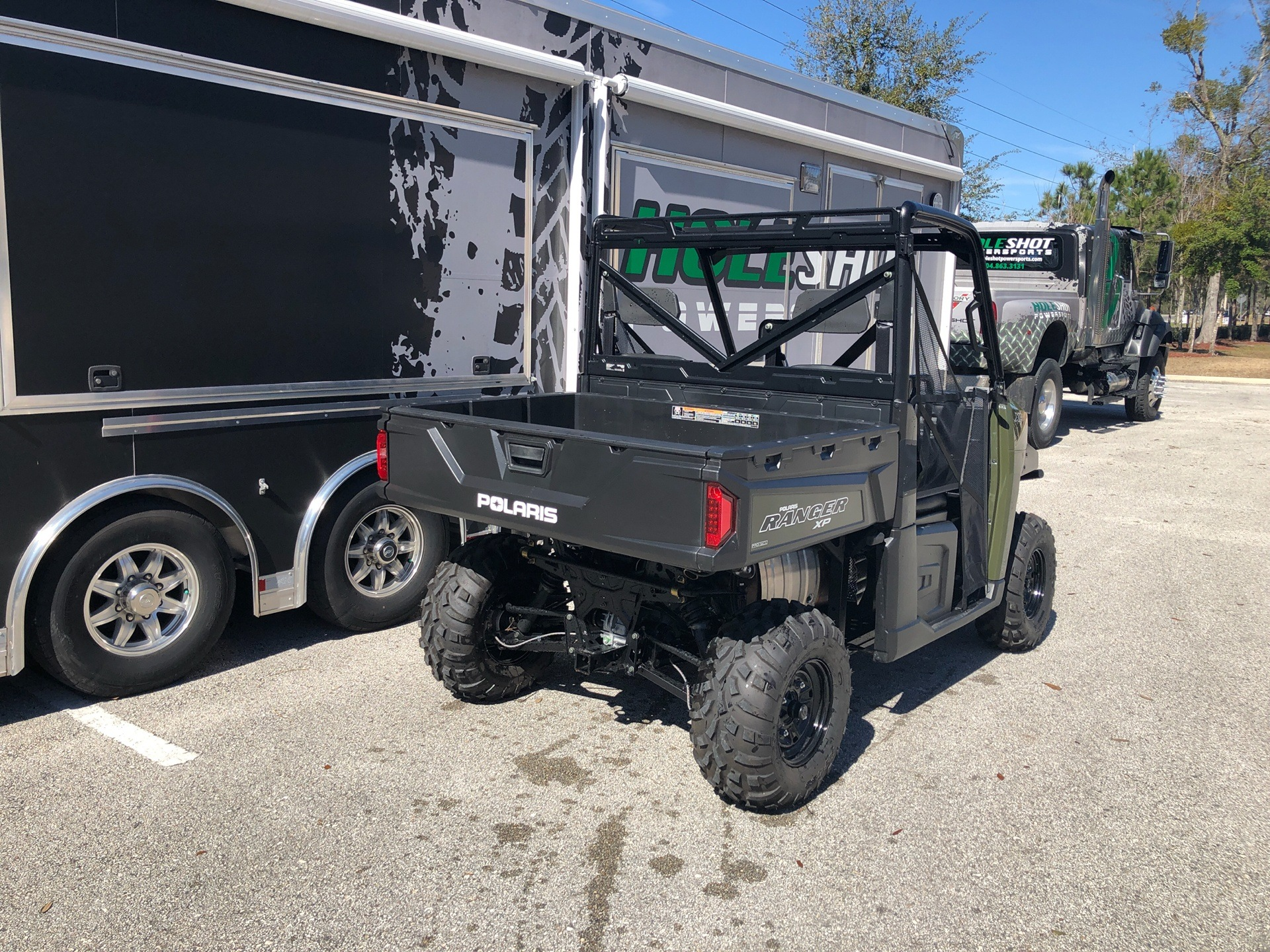 2019 Polaris Ranger XP 900 EPS in Fleming Island, Florida - Photo 4
