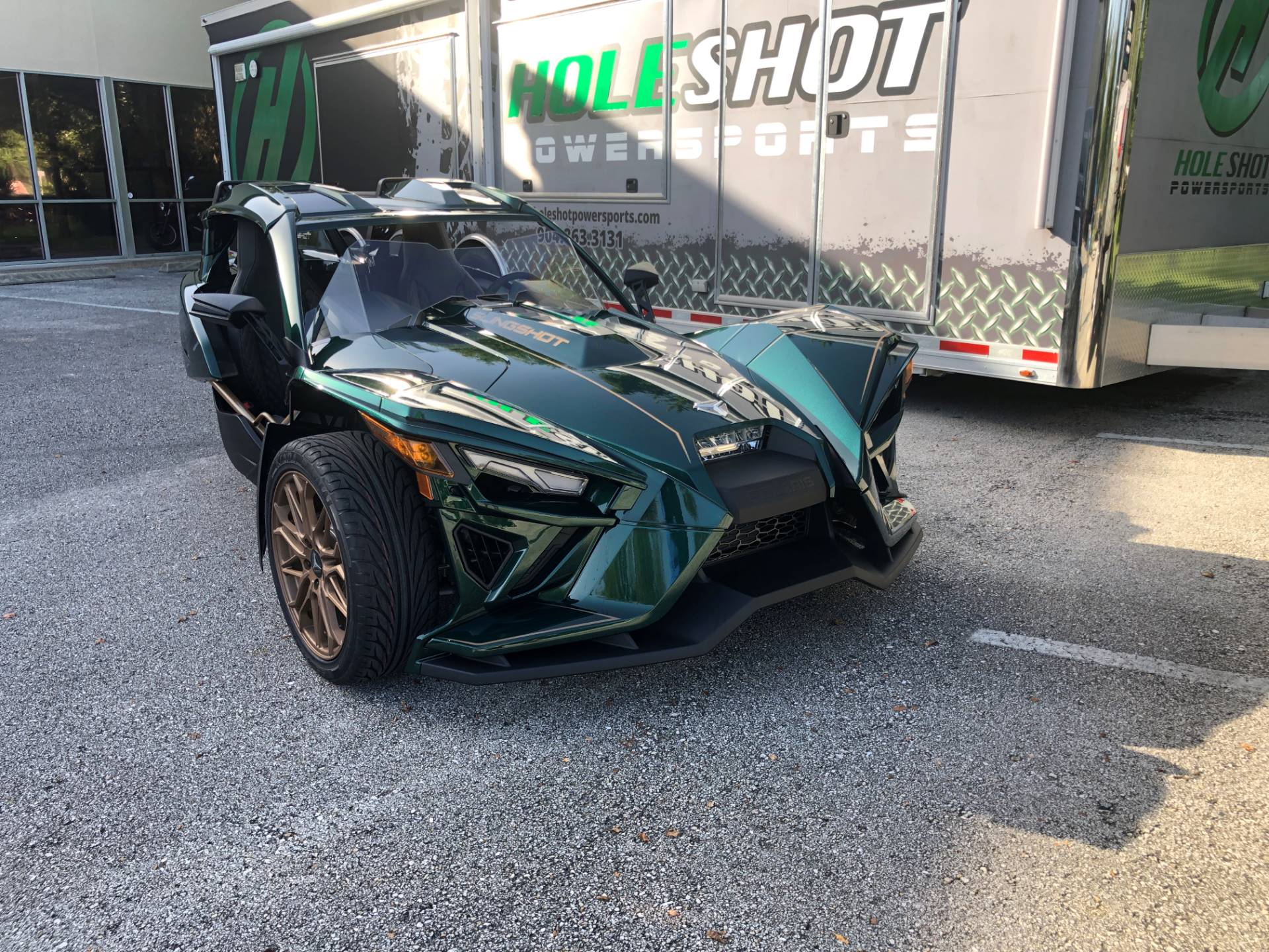 2020 Slingshot Slingshot Grand Touring LE in Fleming Island, Florida - Photo 2