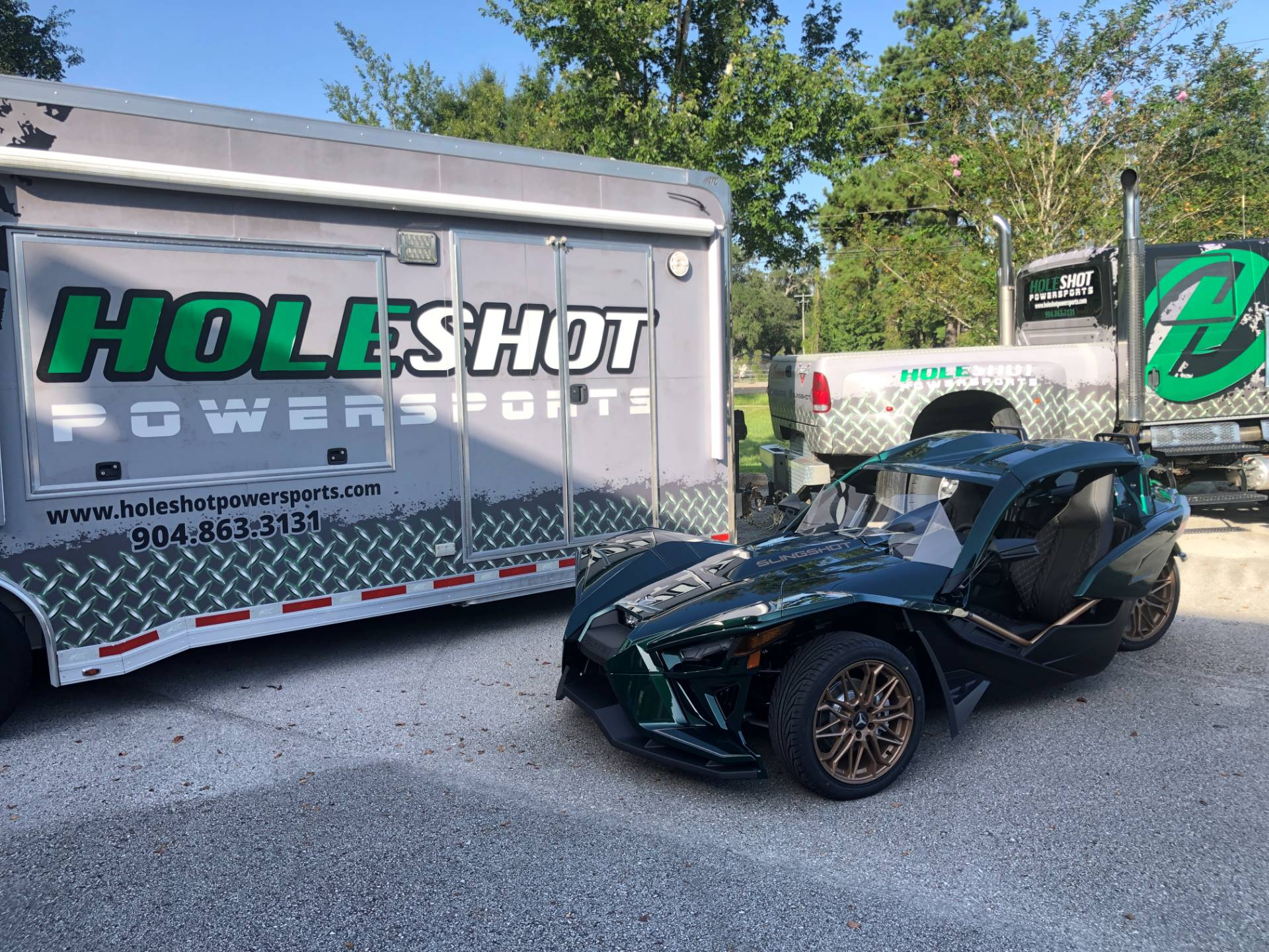 2020 Slingshot Slingshot Grand Touring LE in Fleming Island, Florida - Photo 1