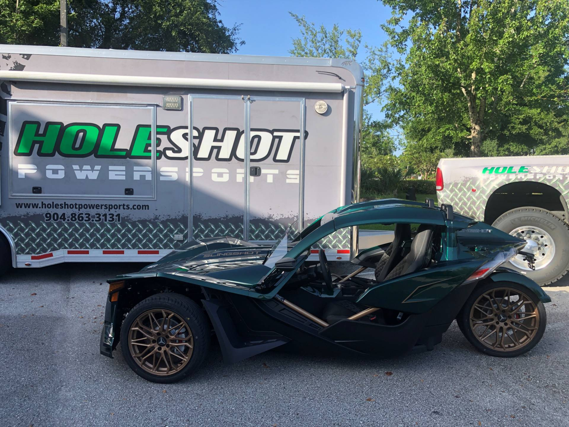 2020 Slingshot Slingshot Grand Touring LE in Fleming Island, Florida - Photo 3