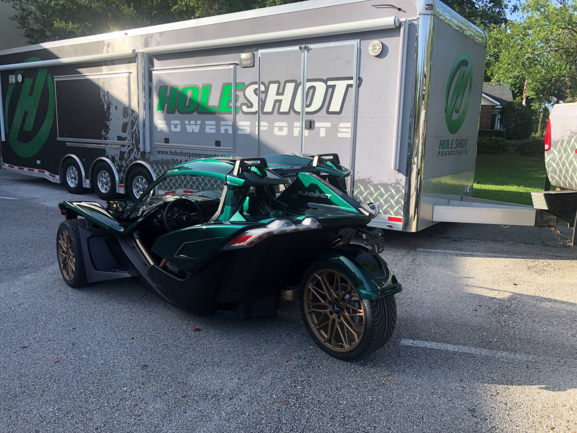 2020 Slingshot Slingshot Grand Touring LE in Fleming Island, Florida - Photo 4