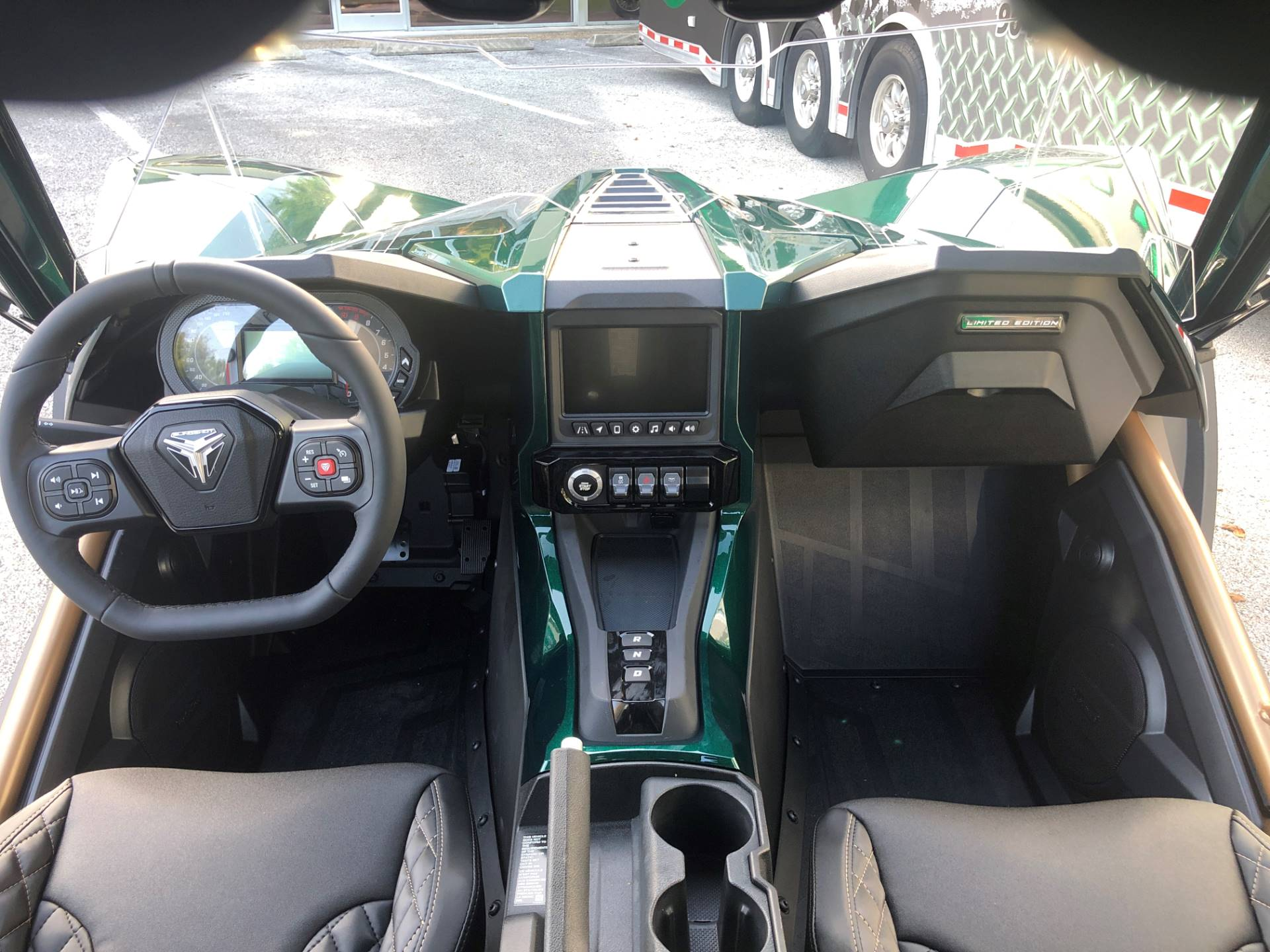 2020 Slingshot Slingshot Grand Touring LE in Fleming Island, Florida - Photo 5