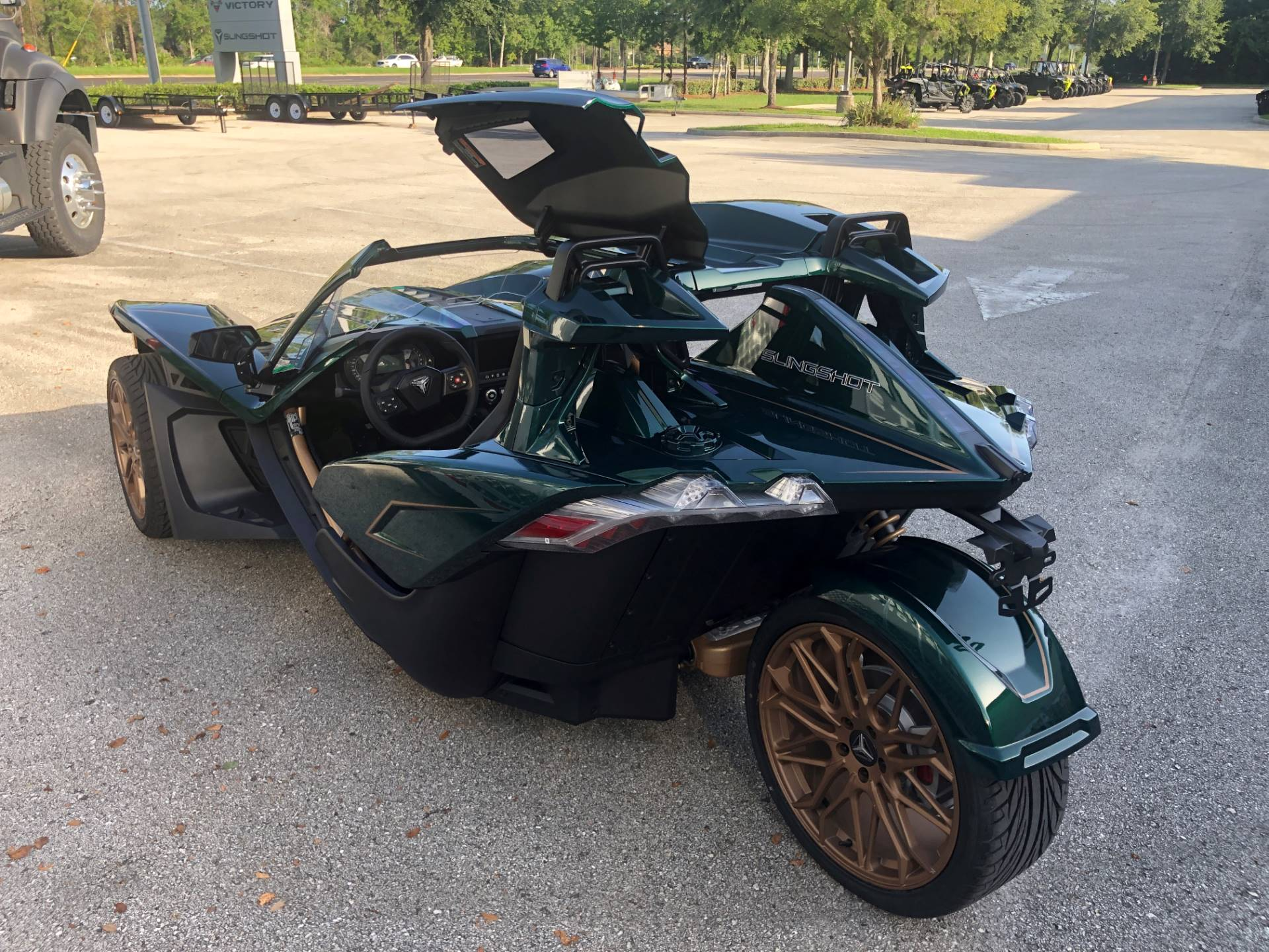 2020 Slingshot Slingshot Grand Touring LE in Fleming Island, Florida - Photo 6