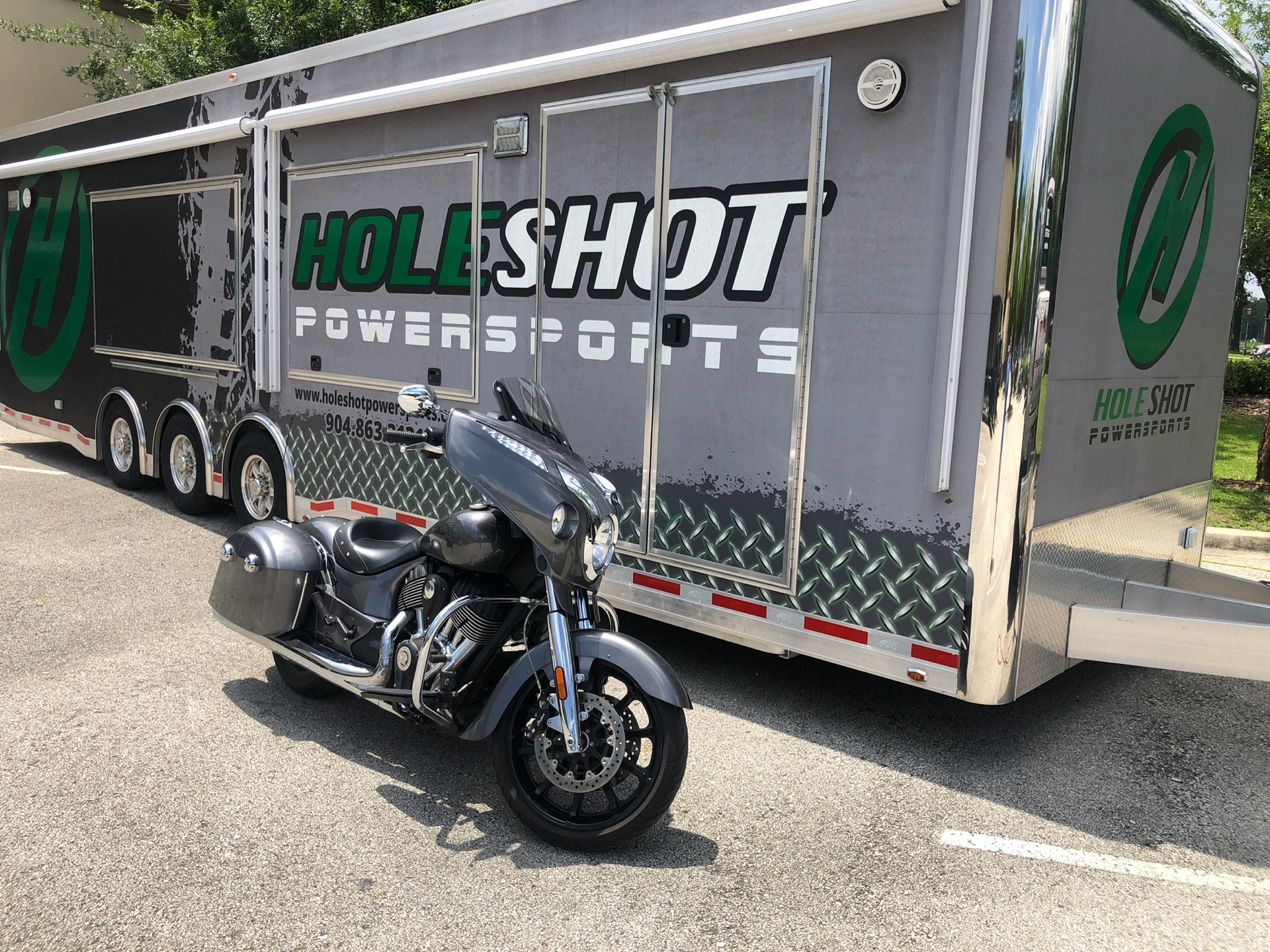 2018 Indian Chieftain® ABS in Fleming Island, Florida - Photo 3