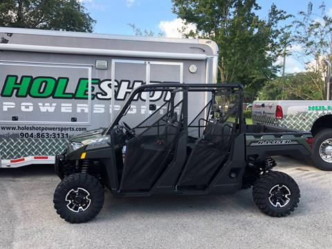 2020 Polaris Ranger Crew XP 1000 Premium in Fleming Island, Florida - Photo 1